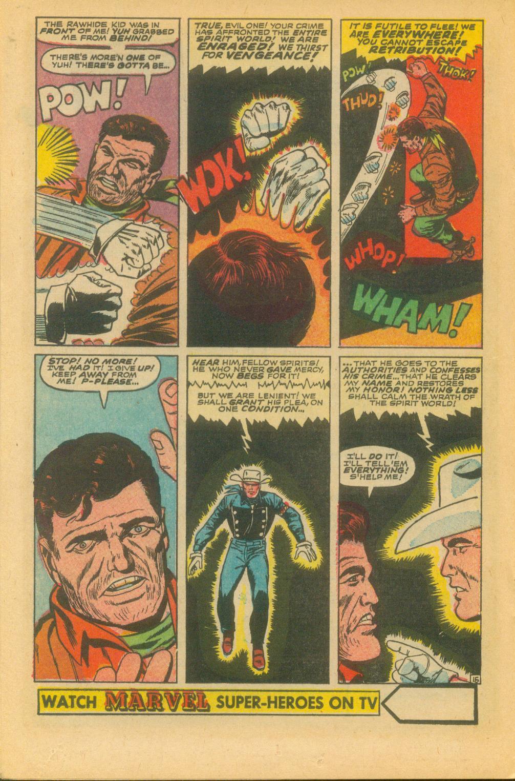 Read online Two-Gun Kid comic -  Issue #85 - 21