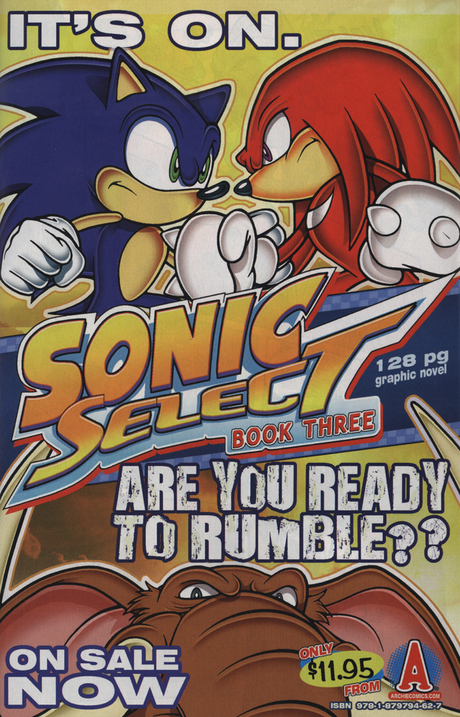 Read online Sonic Universe comic -  Issue #25 - 7