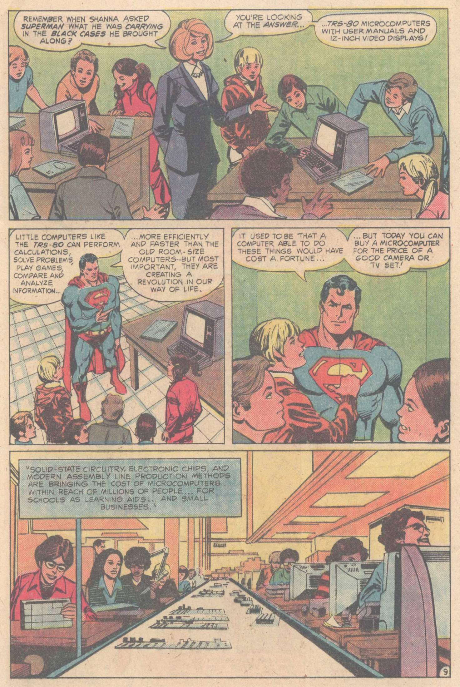 Read online Action Comics (1938) comic -  Issue #509 - 29
