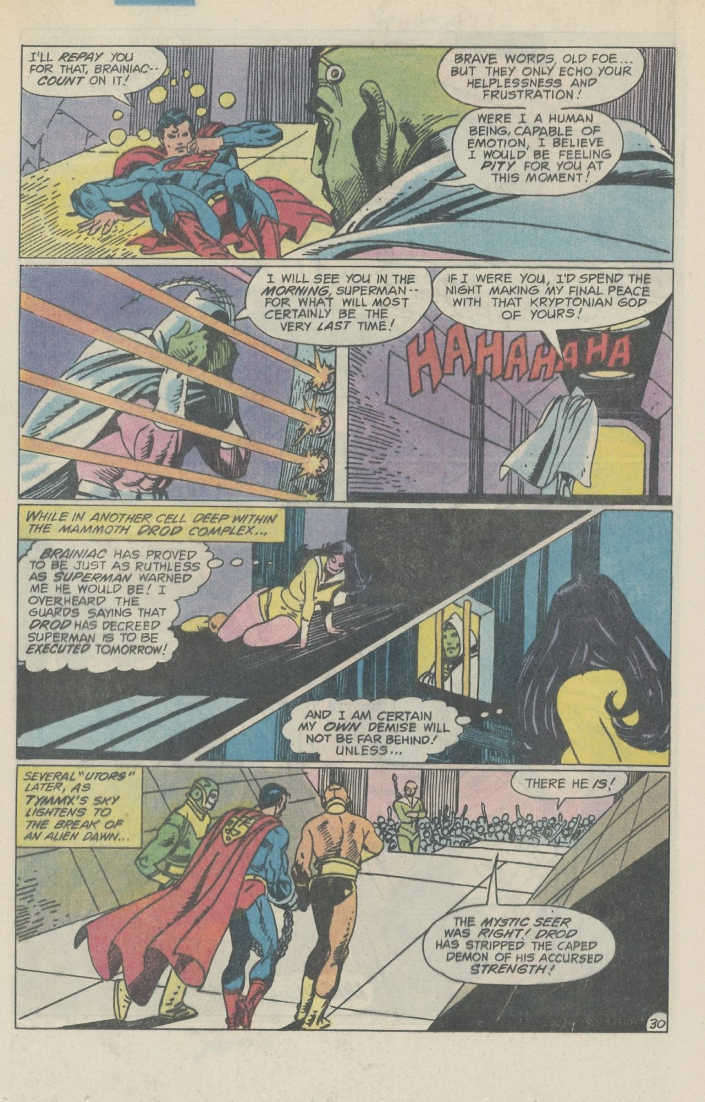 Read online Superman Special (1983) comic -  Issue #2 - 35
