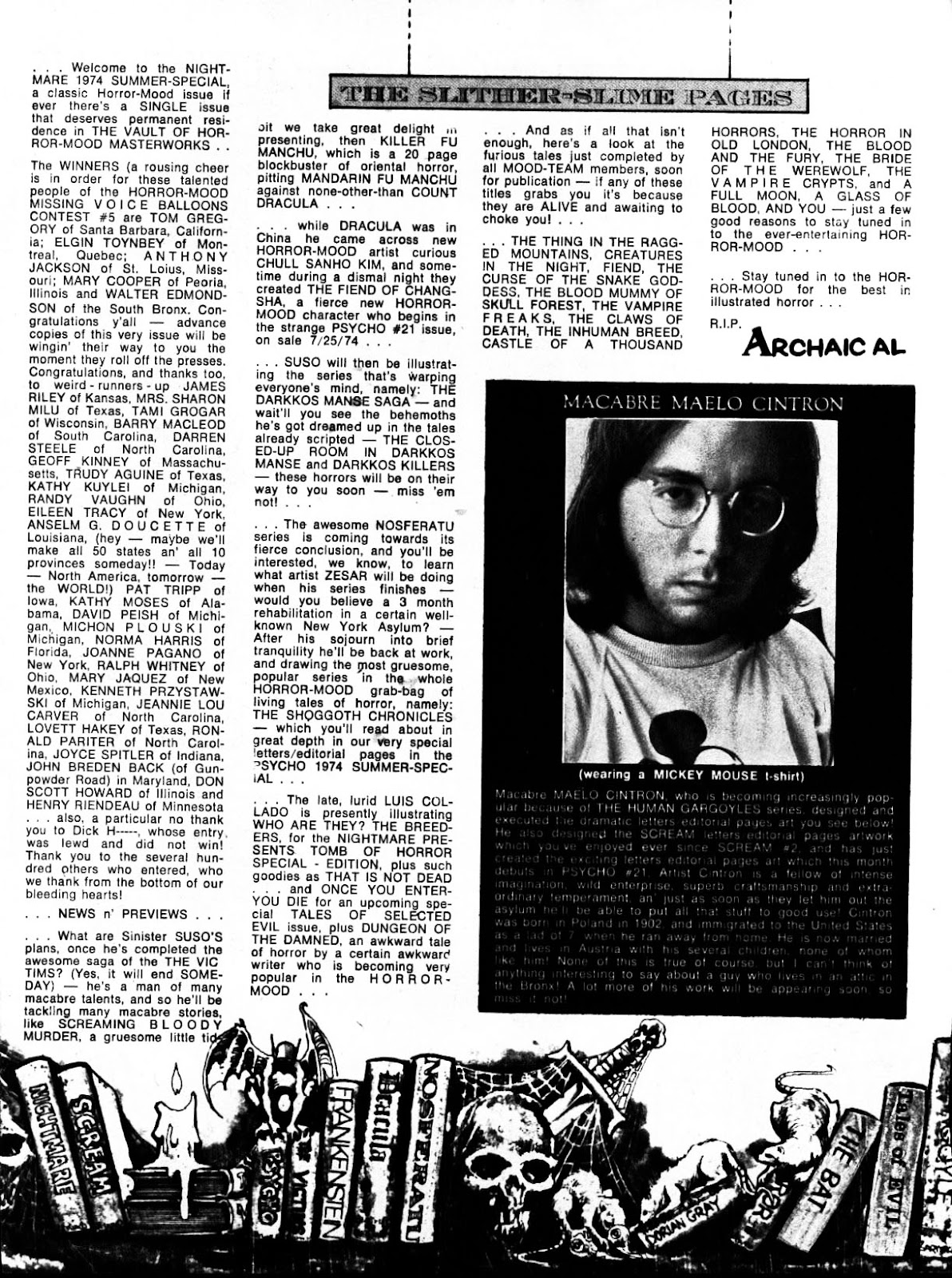 Nightmare (1970) issue 21 - Page 14