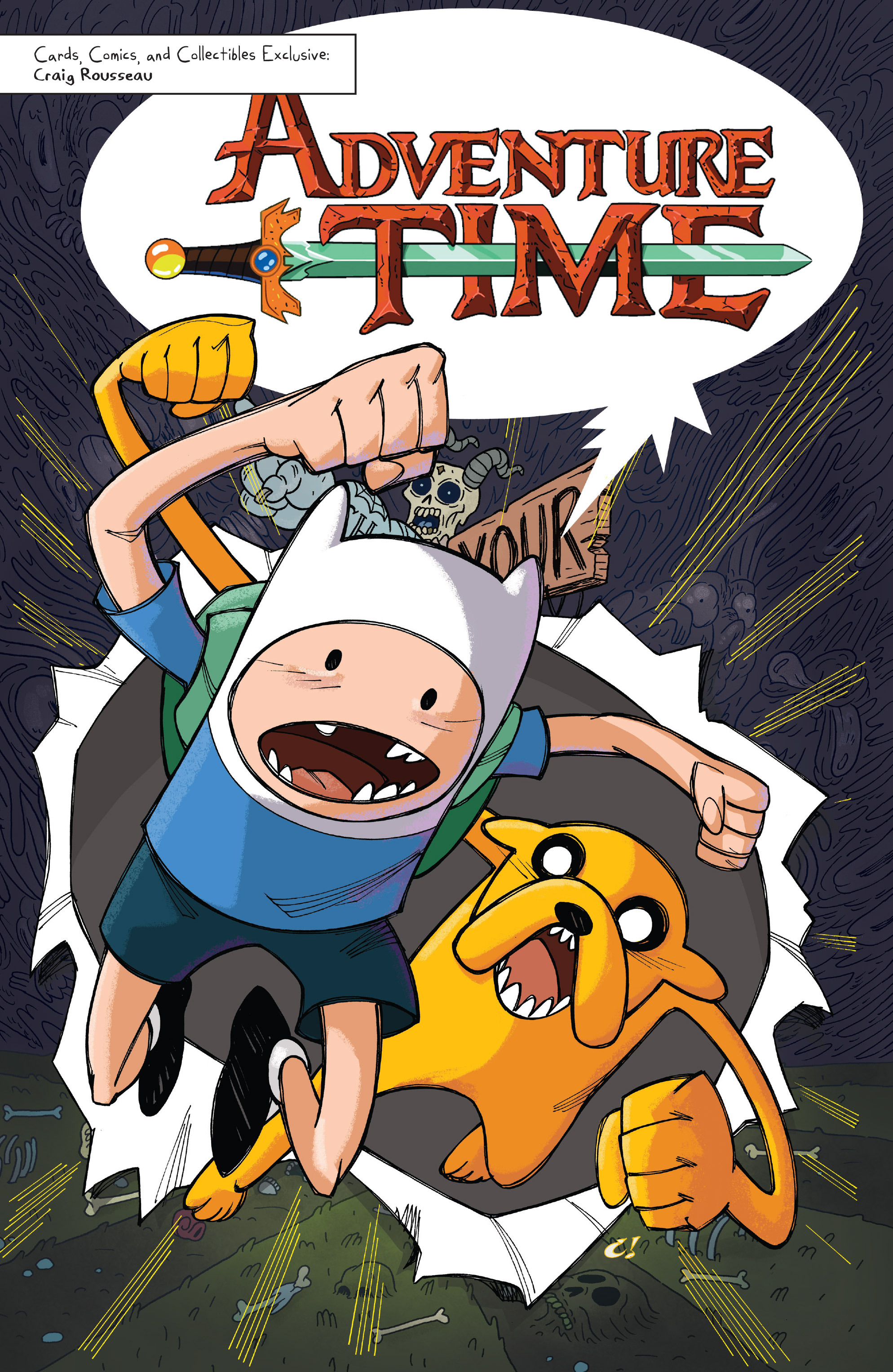 Read online Adventure Time comic -  Issue #Adventure Time _TPB 3 - 90
