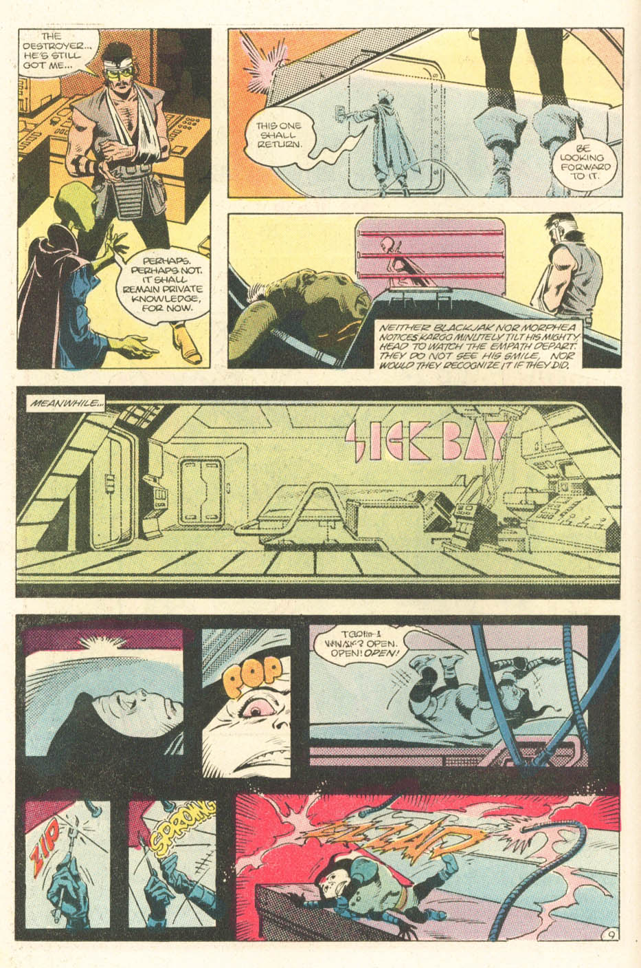 Read online Atari Force (1984) comic -  Issue #15 - 11