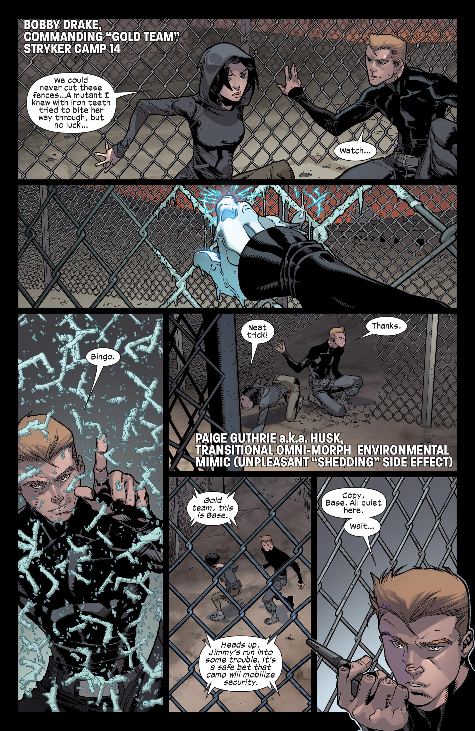 Read online Ultimate Comics X-Men comic -  Issue #17 - 13