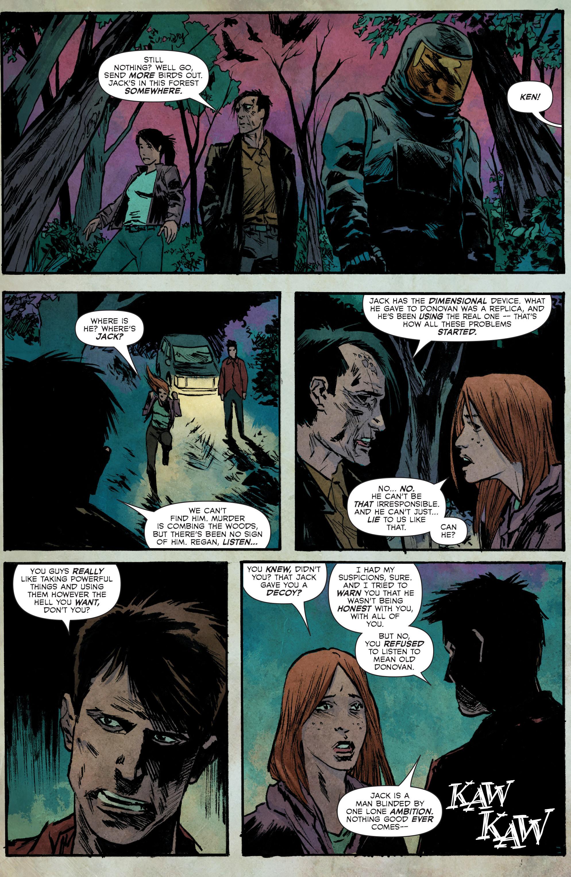 Read online Hoax Hunters (2012) comic -  Issue # TPB 3 - 90