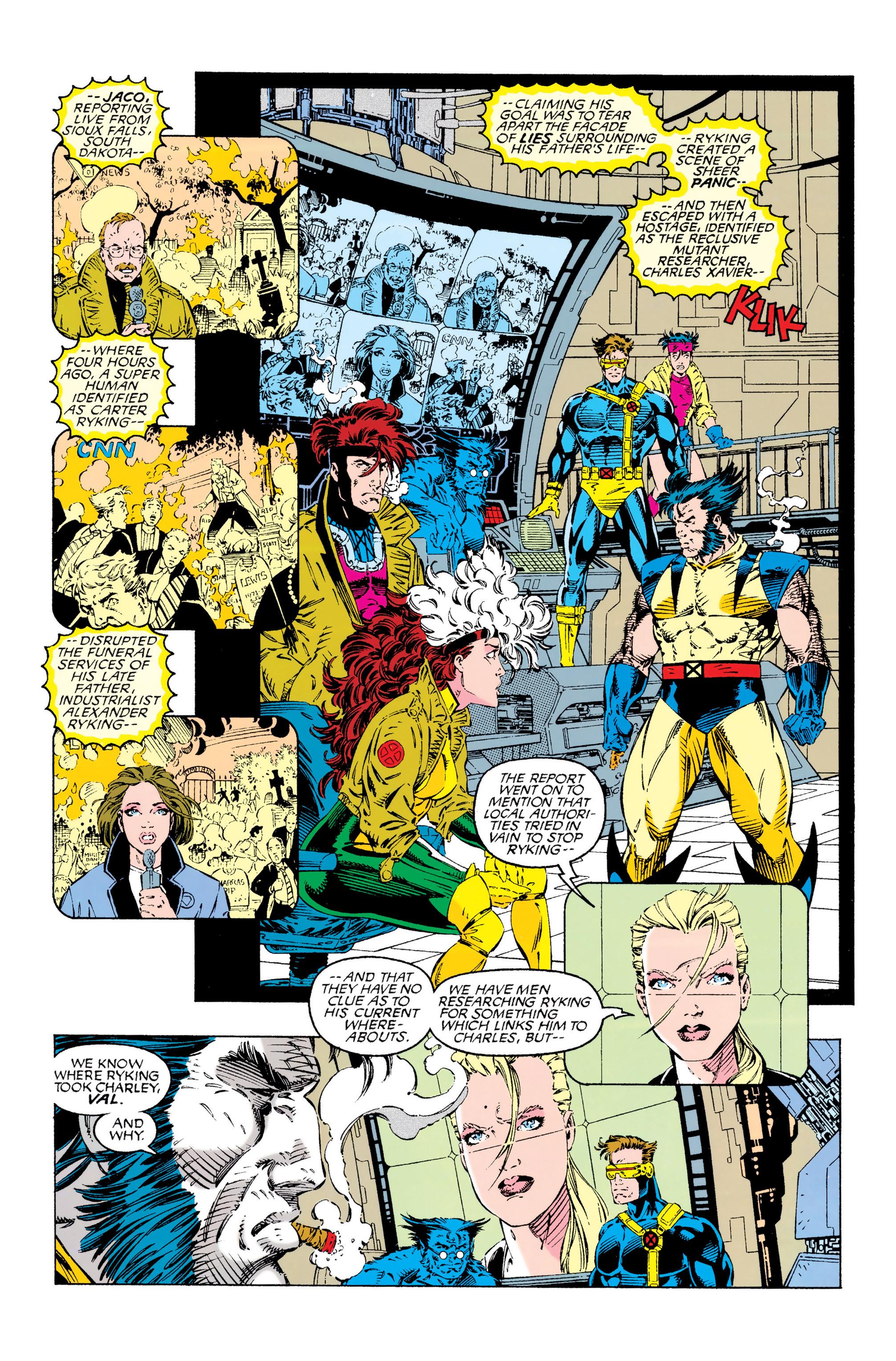 X-Men (1991) 12 Page 19
