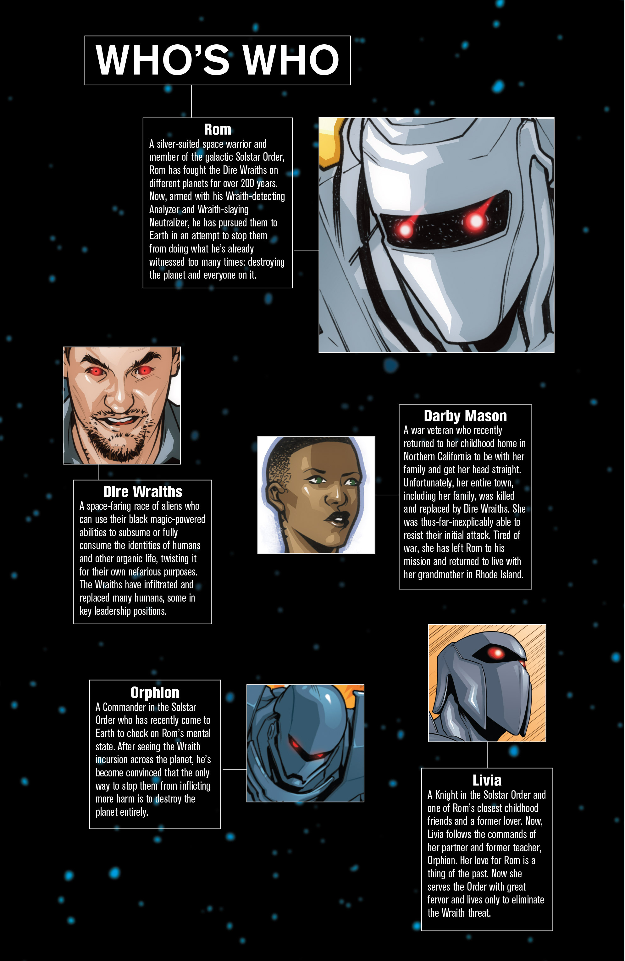 Read online ROM (2016) comic -  Issue #10 - 4