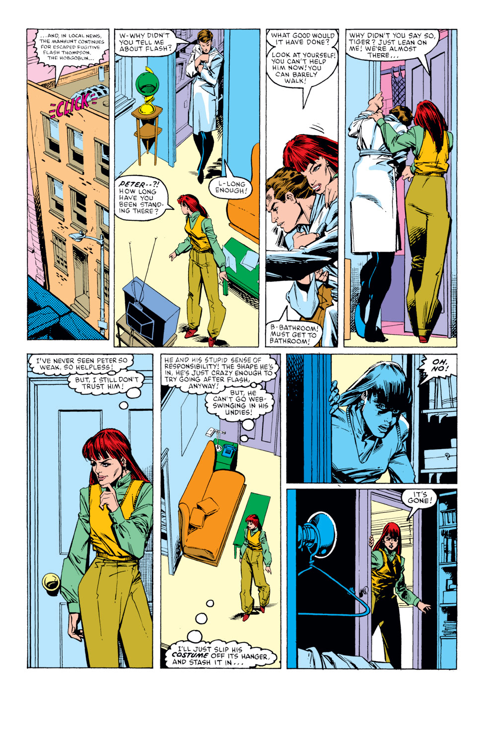 The Amazing Spider-Man (1963) 282 Page 11