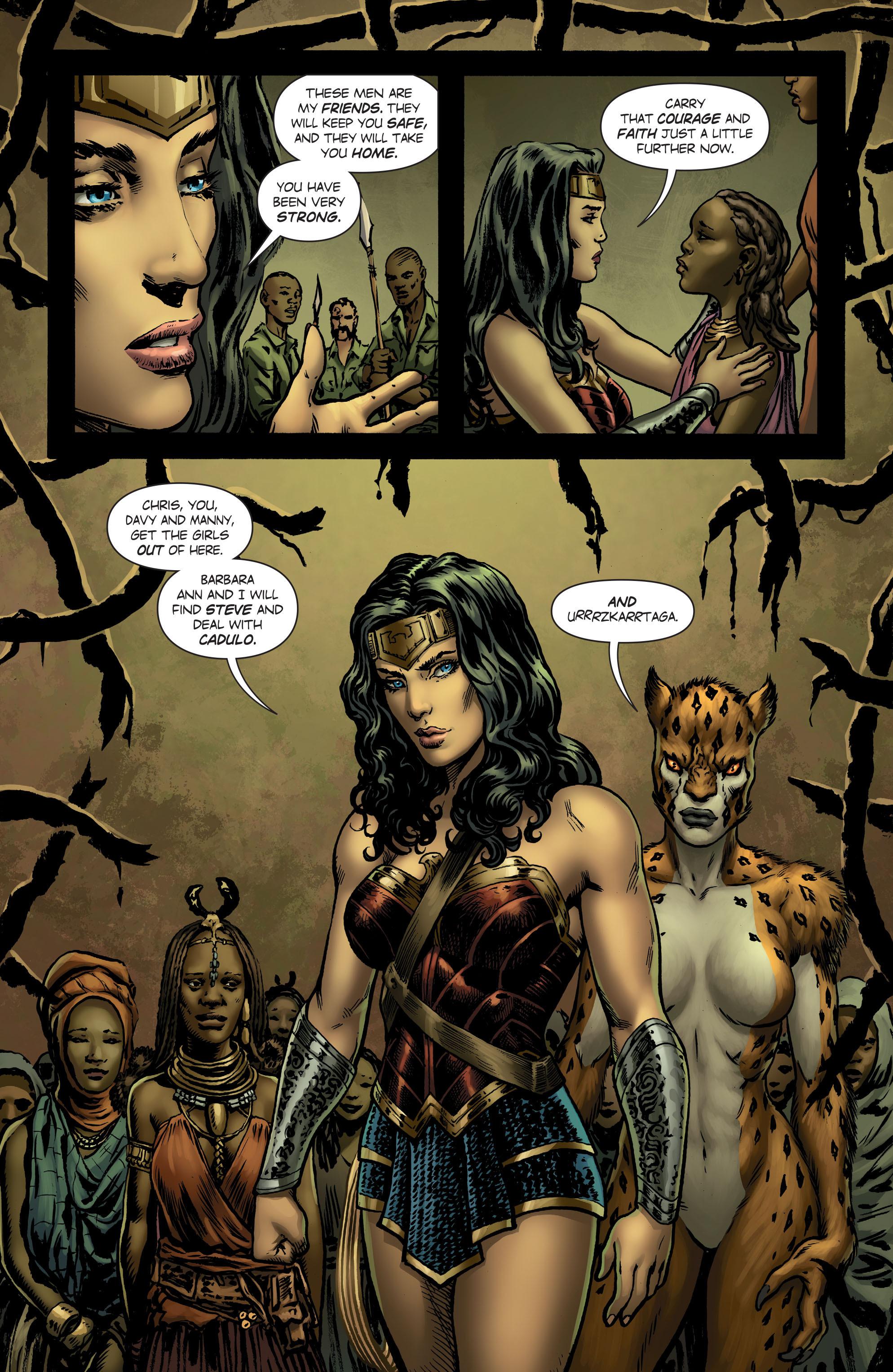 Read online Wonder Woman (2016) comic -  Issue #7 - 7