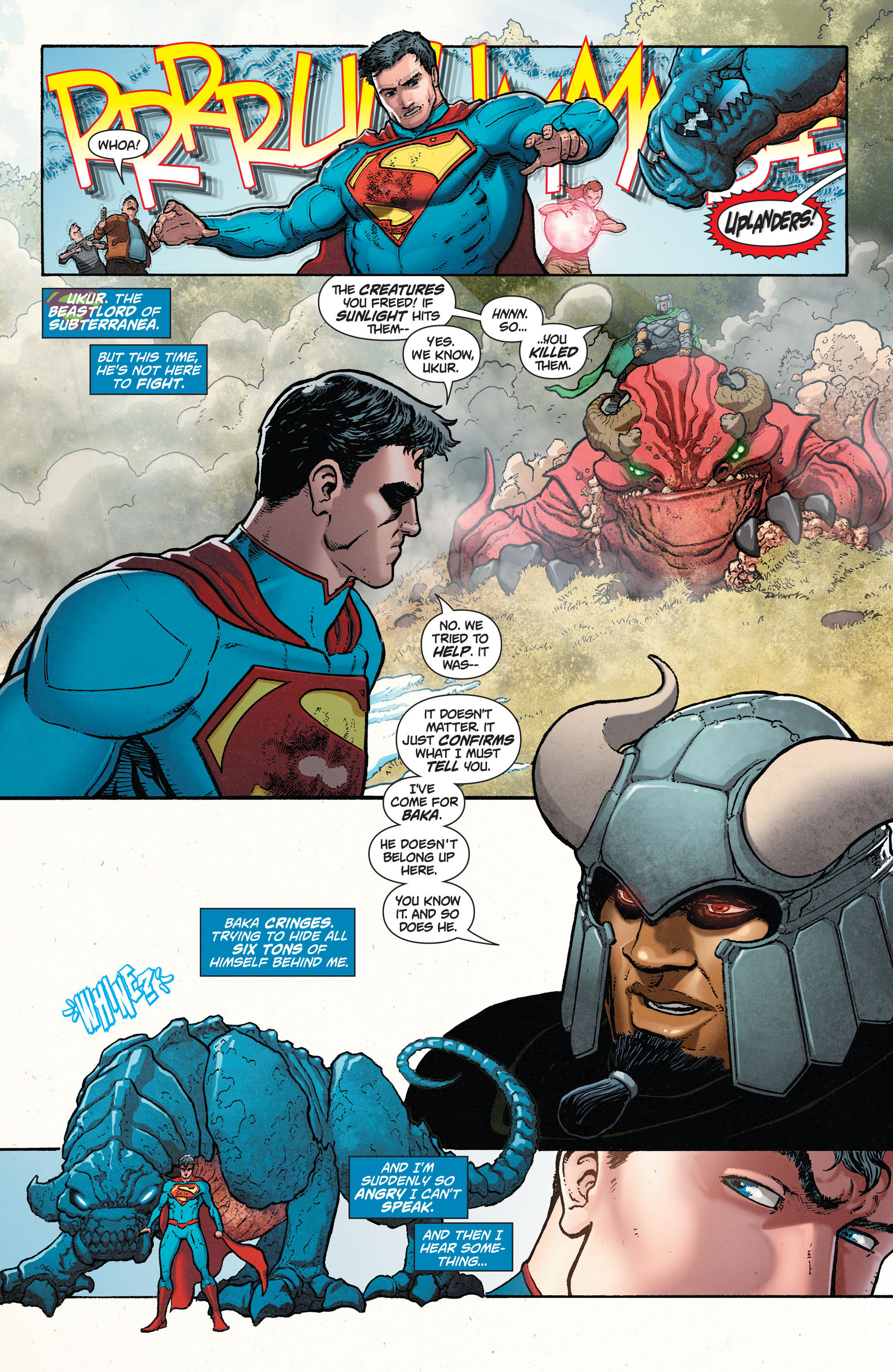 Read online Action Comics (2011) comic -  Issue #29 - 13