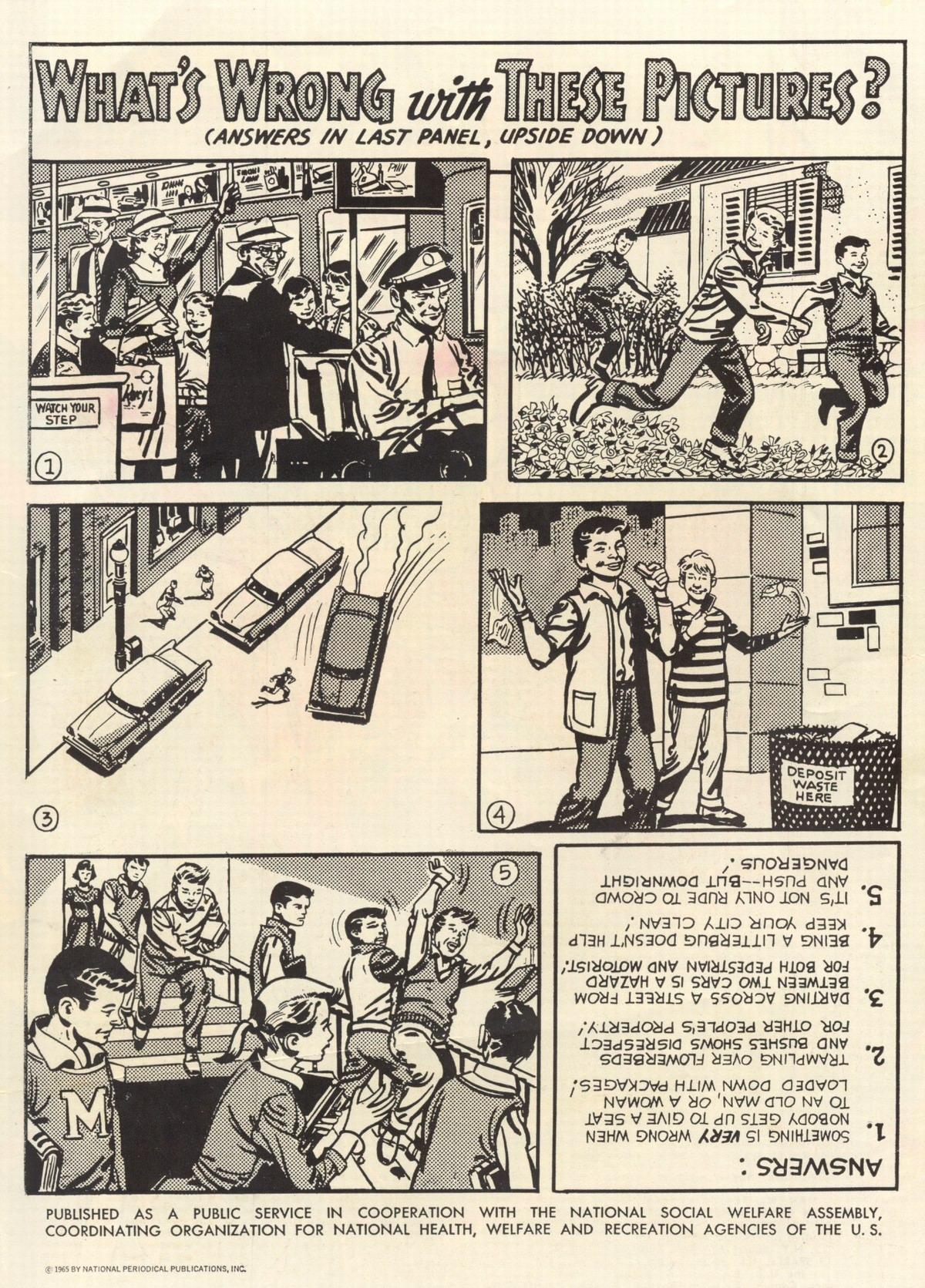 Read online Wonder Woman (1942) comic -  Issue #154 - 2