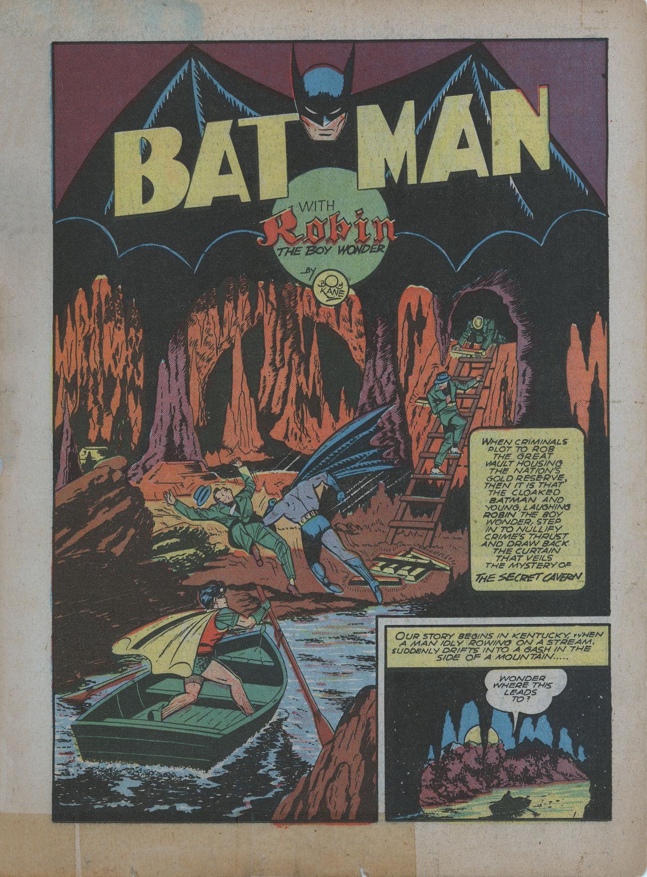 Read online Detective Comics (1937) comic -  Issue #48 - 3
