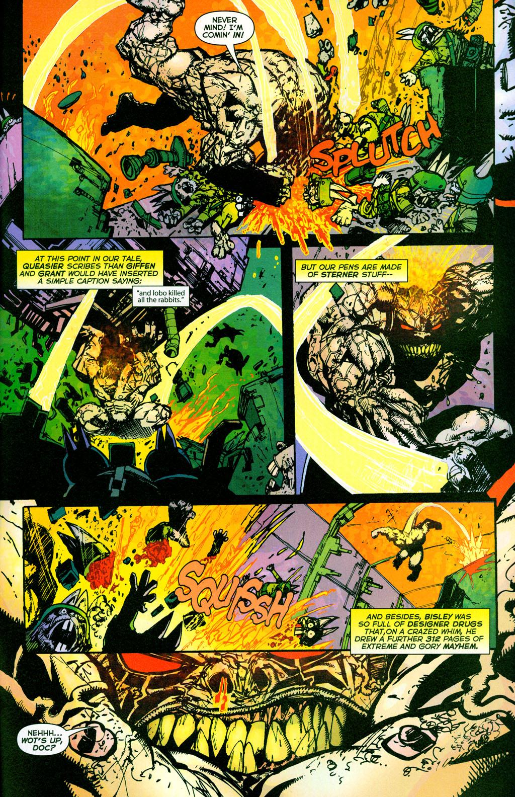 Read online The Authority/Lobo: Spring Break Massacre comic -  Issue # Full - 36