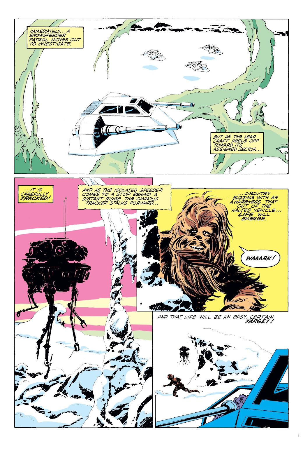 Read online Star Wars Legends: The Original Marvel Years - Epic Collection comic -  Issue # TPB 3 (Part 1) - 21