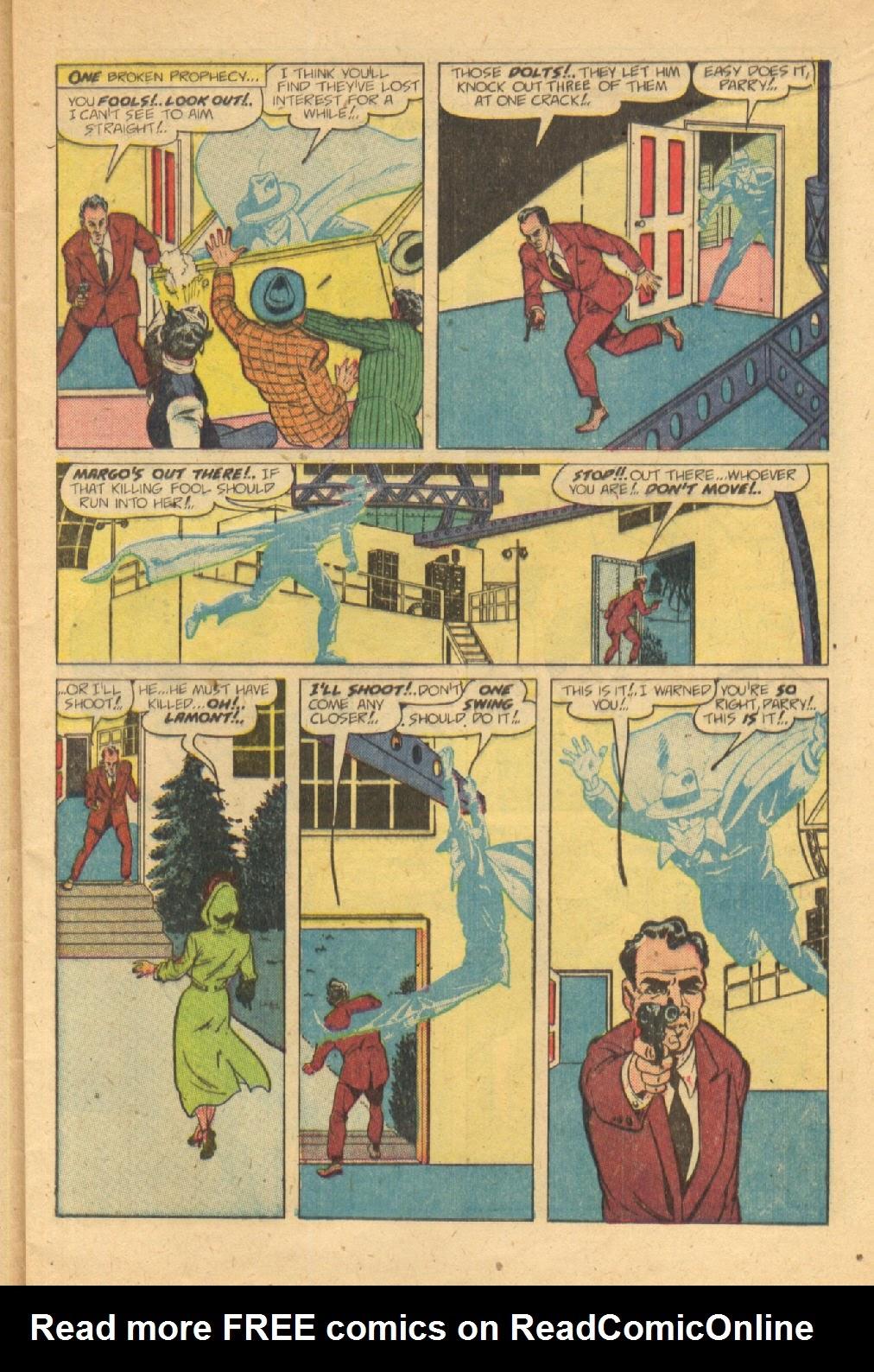 Shadow Comics #101 #94 - English 14
