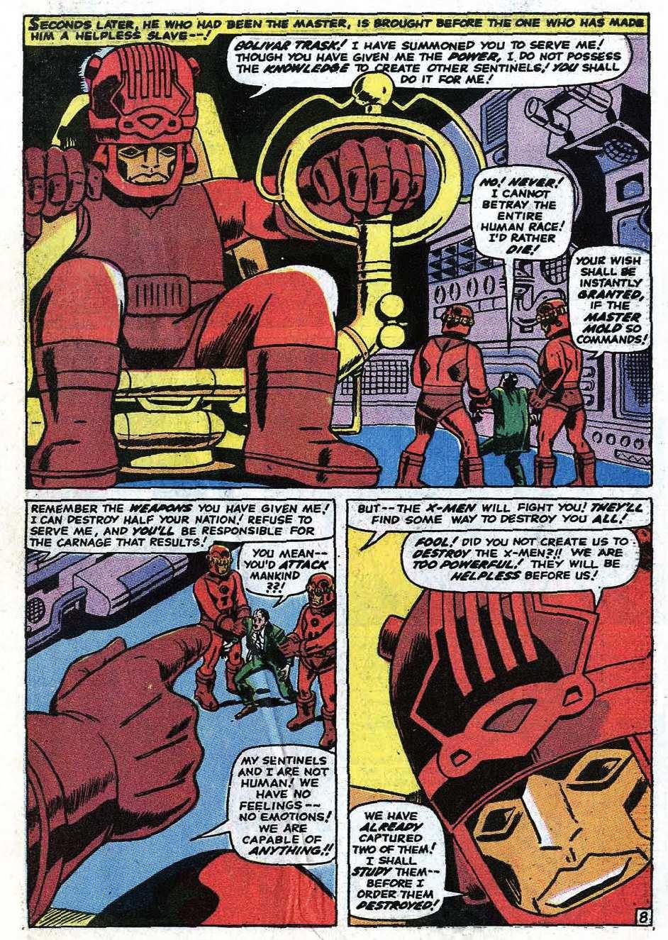 Uncanny X-Men (1963) 68 Page 33