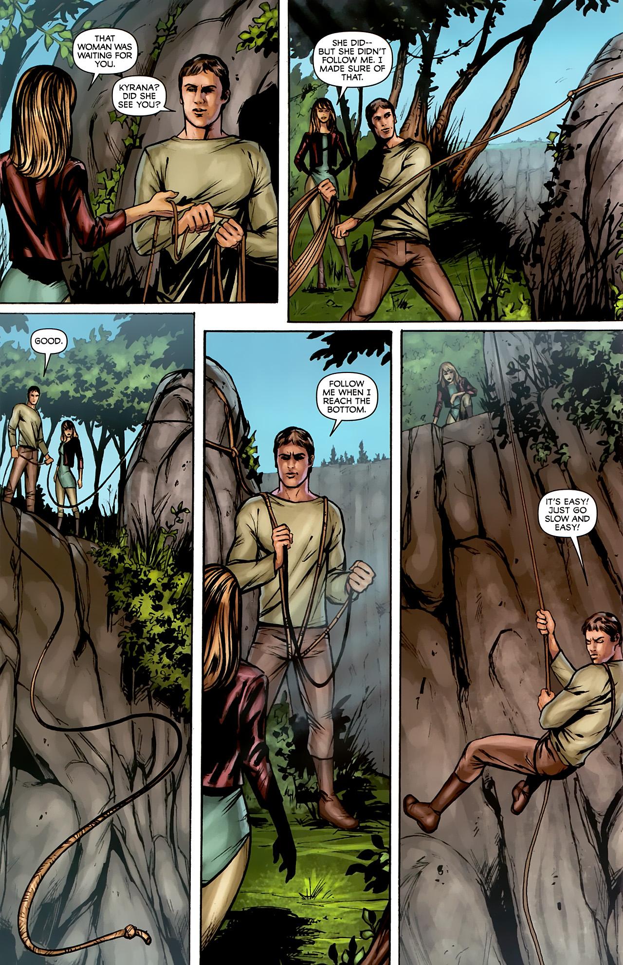 Read online Stargate: Daniel Jackson comic -  Issue #2 - 20