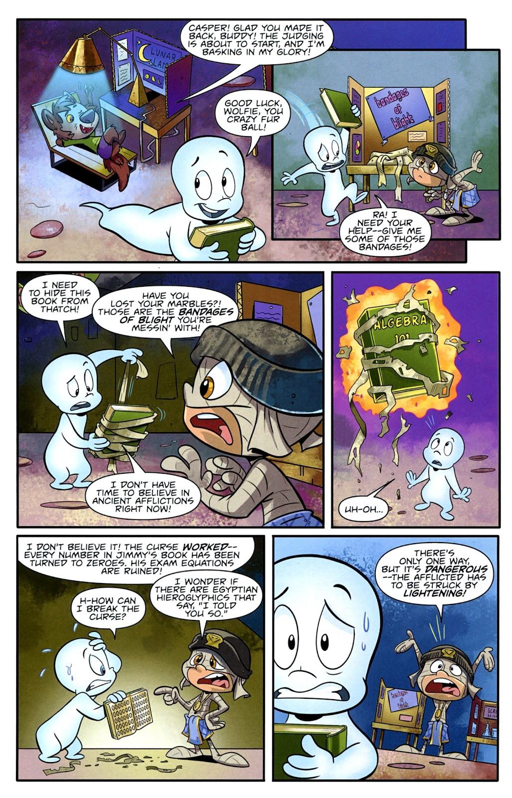 Read online Casper's Scare School comic -  Issue #2 - 13