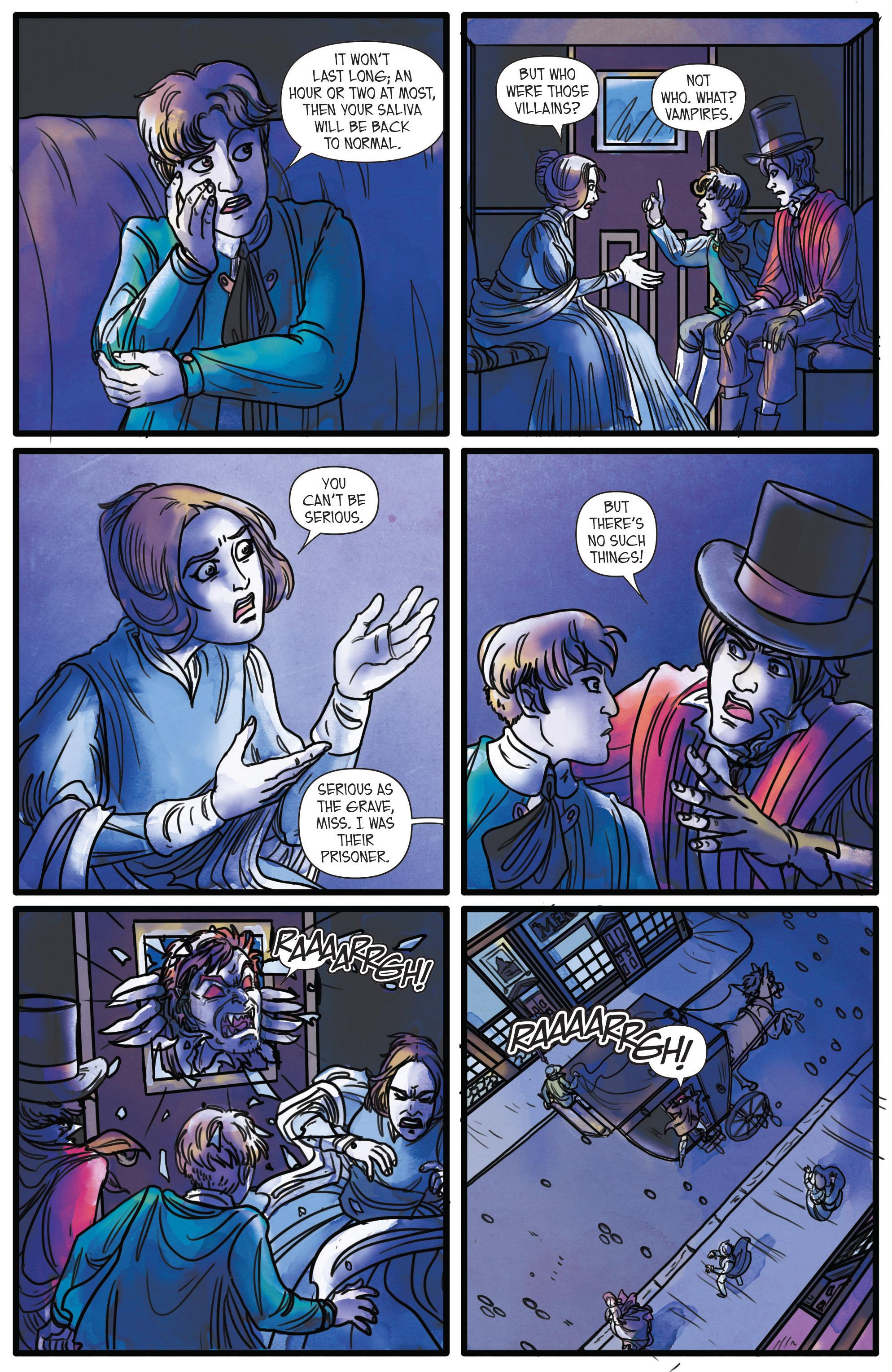 Read online Artful comic -  Issue #2 - 12