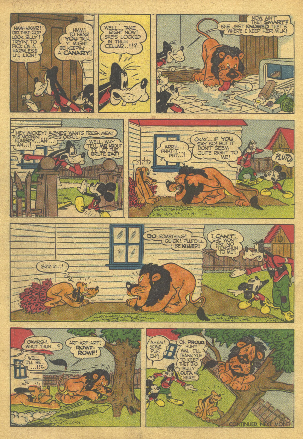 Walt Disney's Comics and Stories issue 86 - Page 50