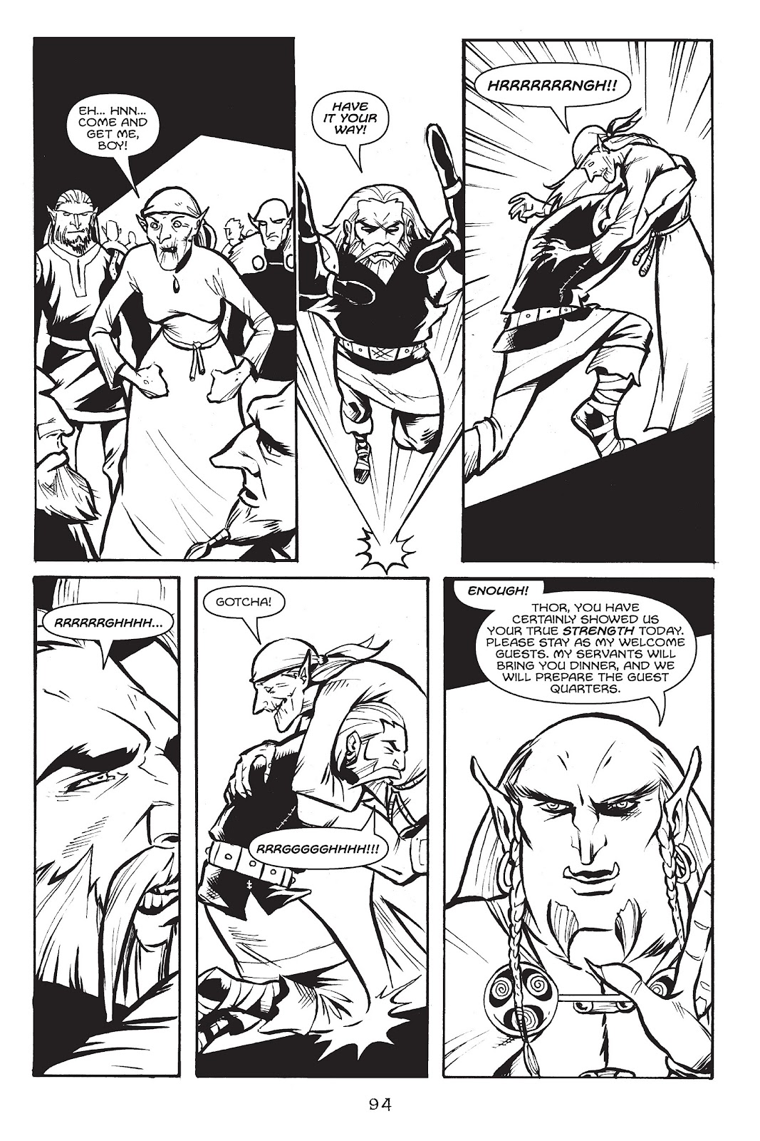 Read online Gods of Asgard comic -  Issue # TPB (Part 1) - 95