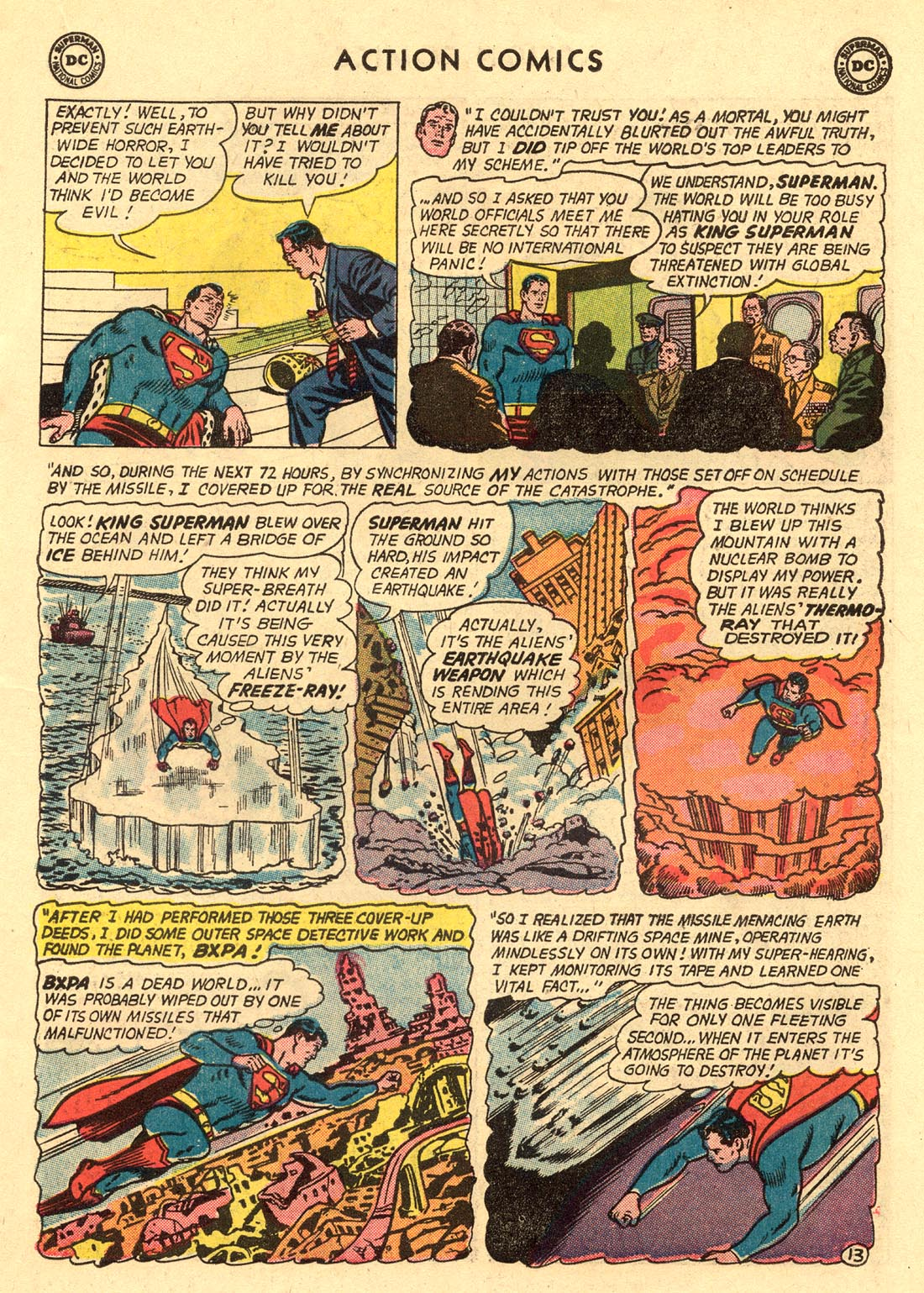 Read online Action Comics (1938) comic -  Issue #312 - 15