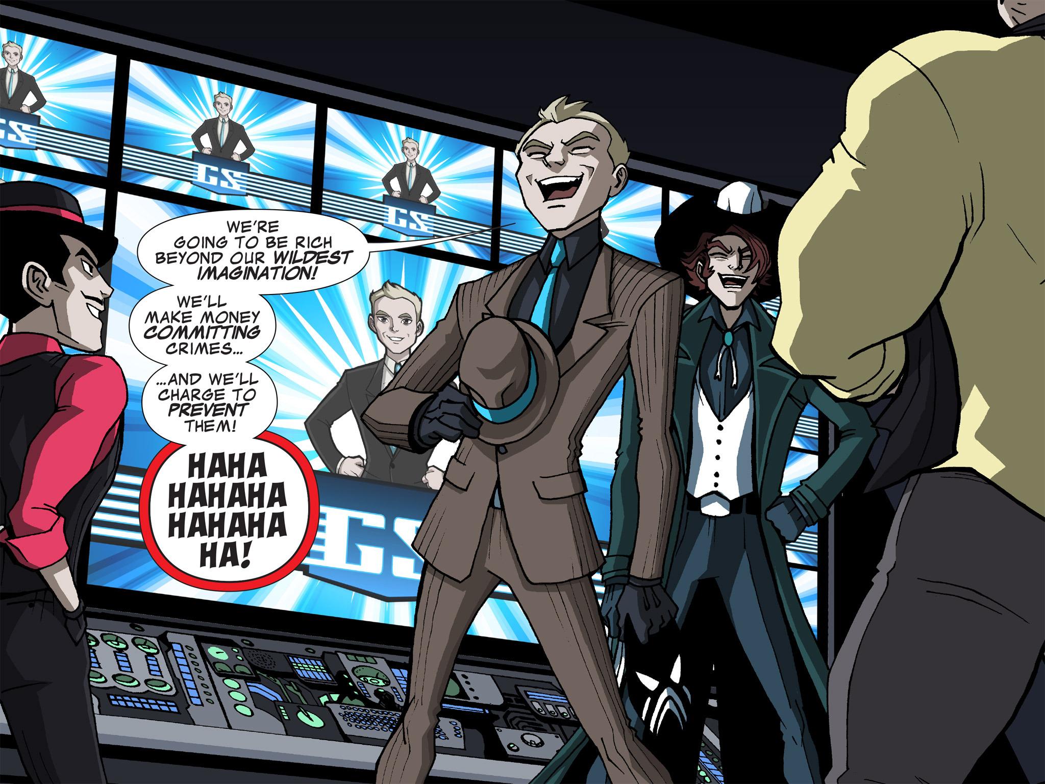Read online Ultimate Spider-Man (Infinite Comics) (2015) comic -  Issue #19 - 8