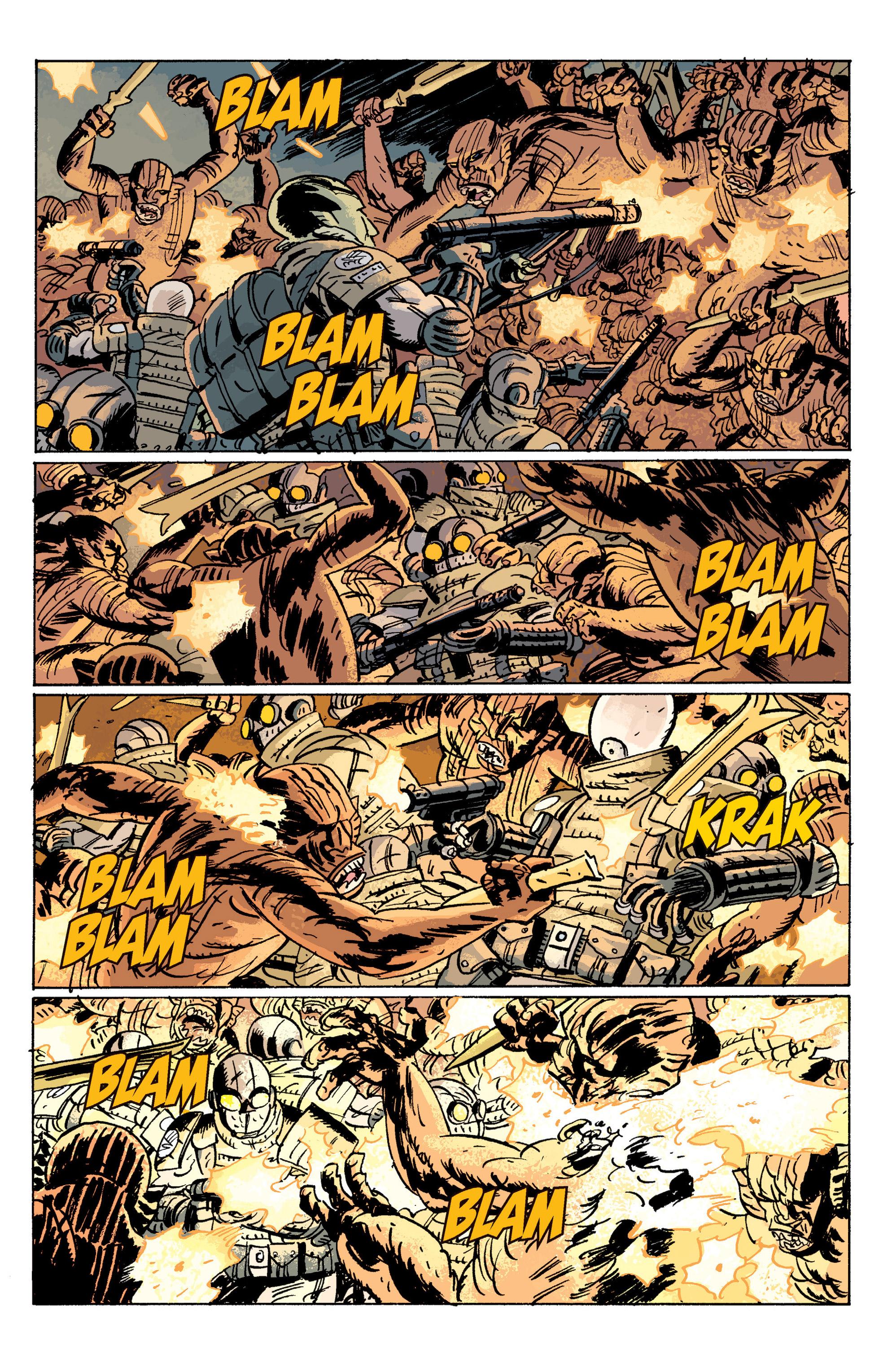 Read online B.P.R.D. (2003) comic -  Issue # TPB 10 - 102