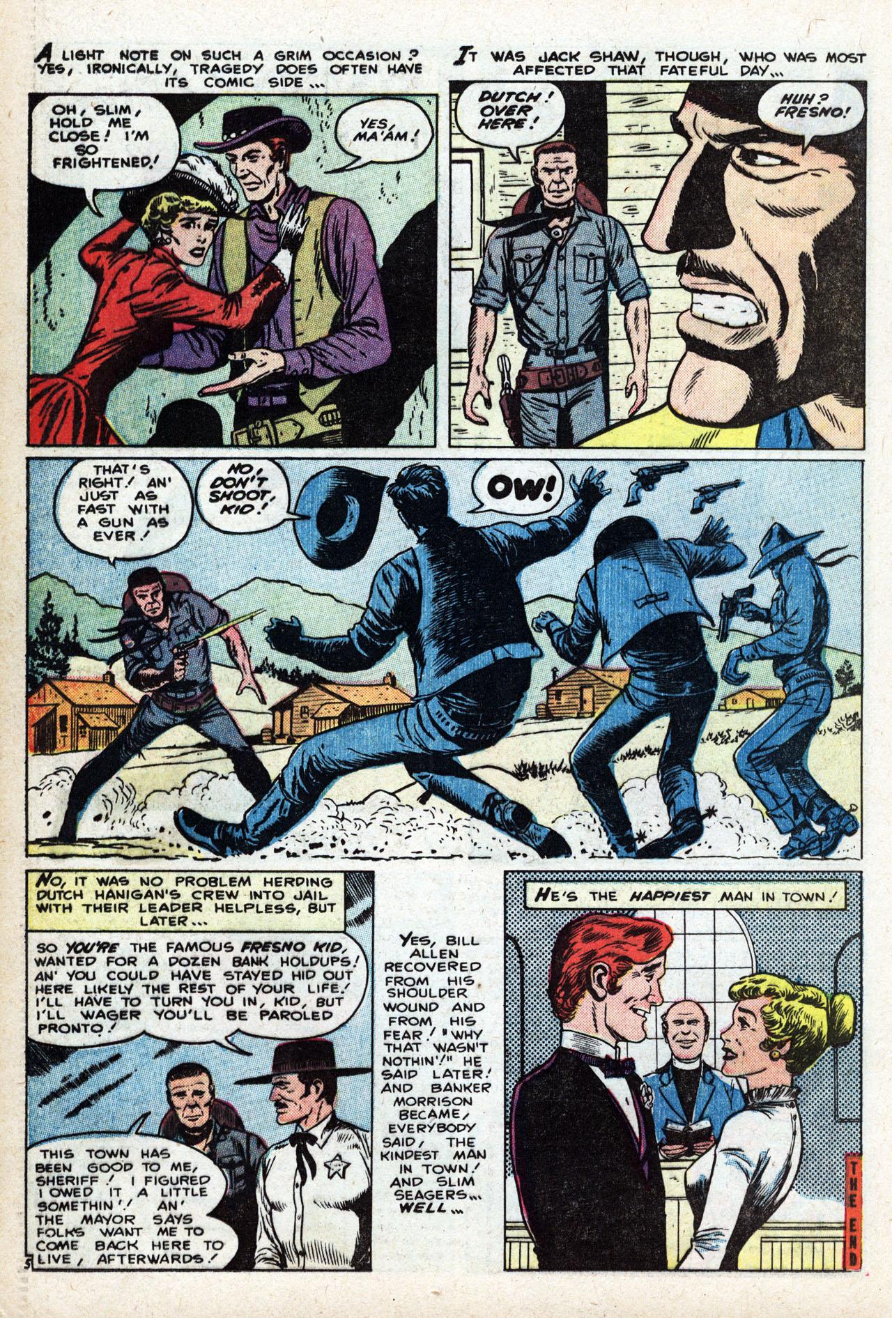 Read online Two-Gun Kid comic -  Issue #46 - 24