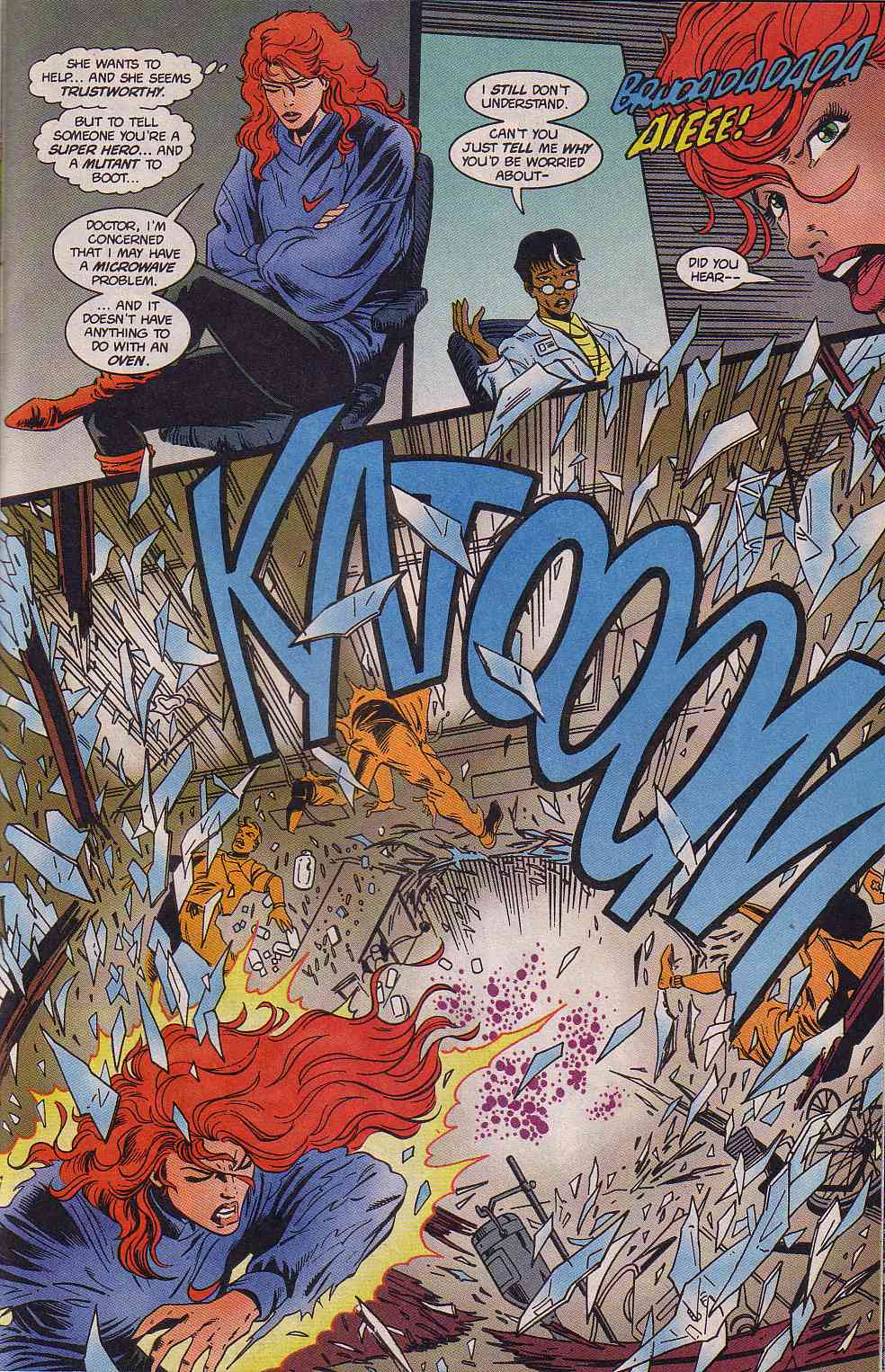 The New Warriors Issue #63 #67 - English 14