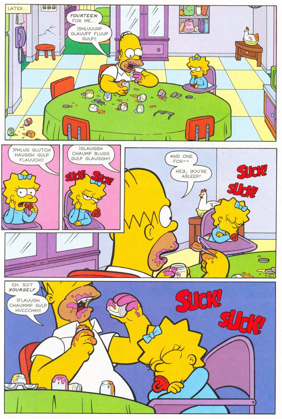 Read online Simpsons Comics Presents Bart Simpson comic -  Issue #26 - 15
