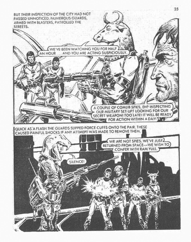 Starblazer issue 29 - Page 35