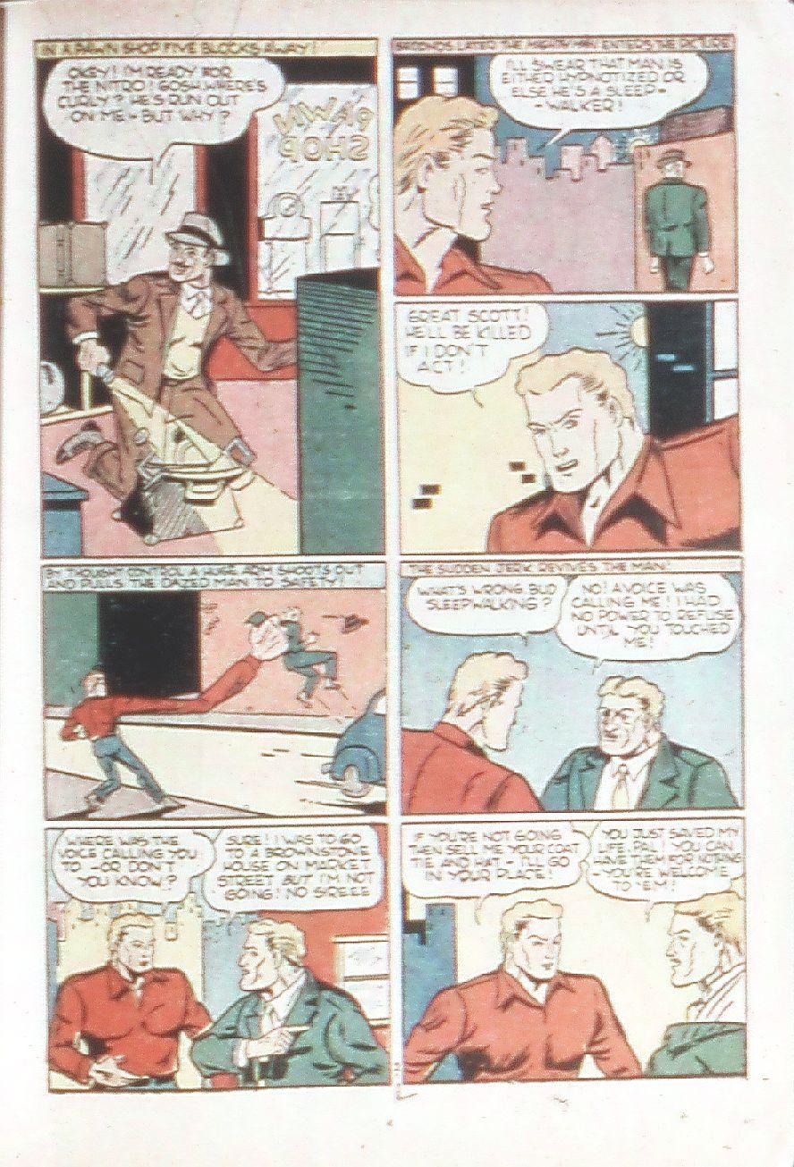 Read online Amazing Man Comics comic -  Issue #18 - 35
