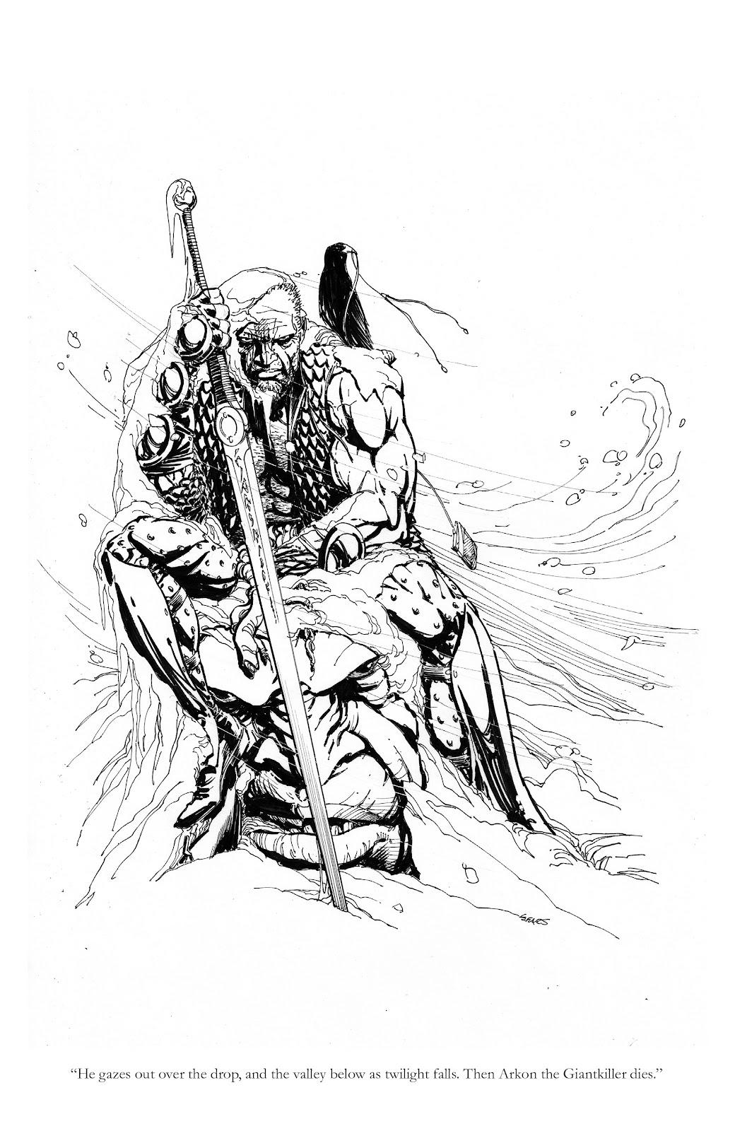 Read online Giantkillers One-Shot comic -  Issue # Full - 33