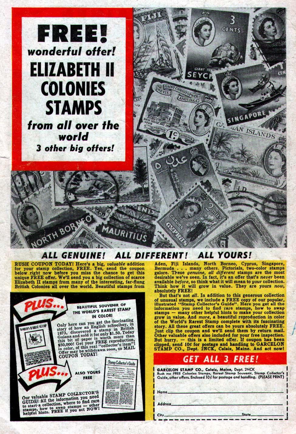 Read online Adventure Comics (1938) comic -  Issue #223 - 36