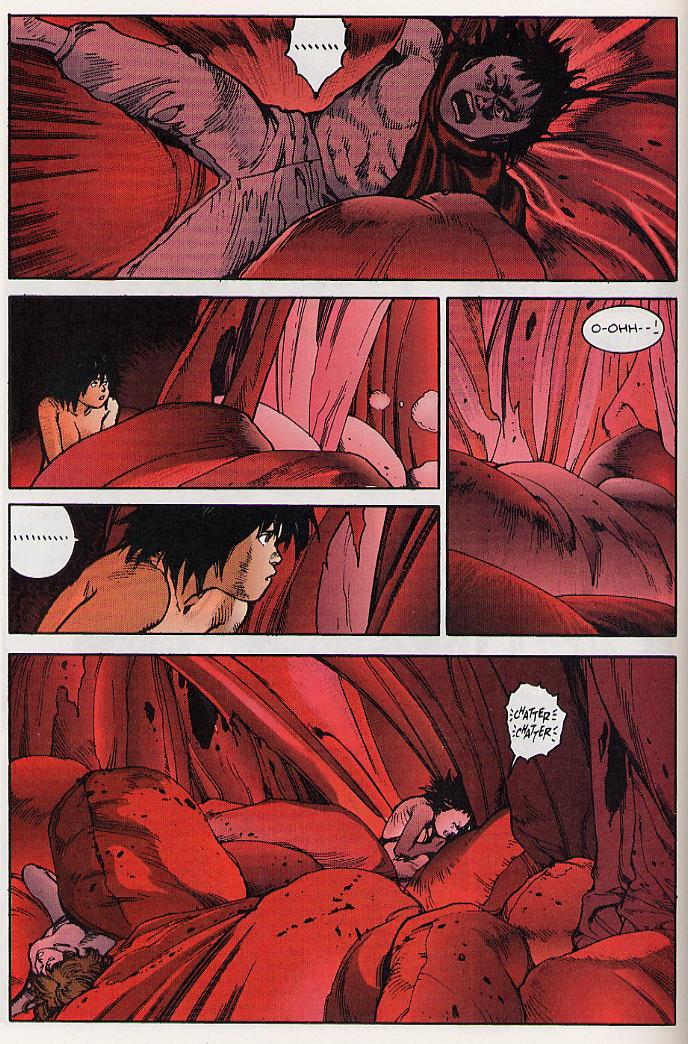 Read online Akira comic -  Issue #19 - 13