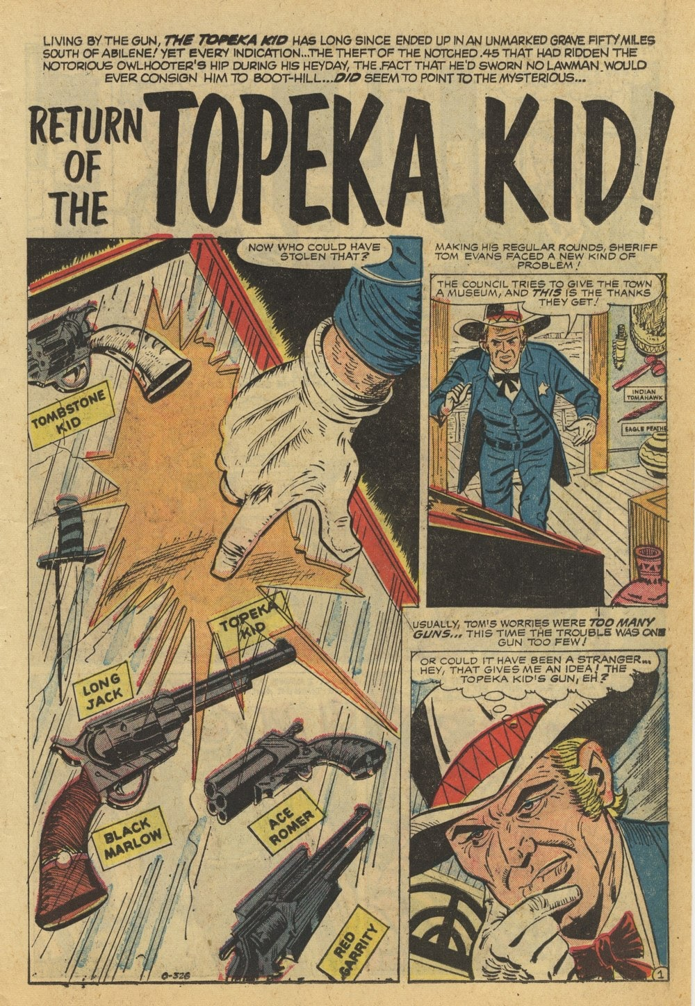 Kid Colt Outlaw issue 82 - Page 11