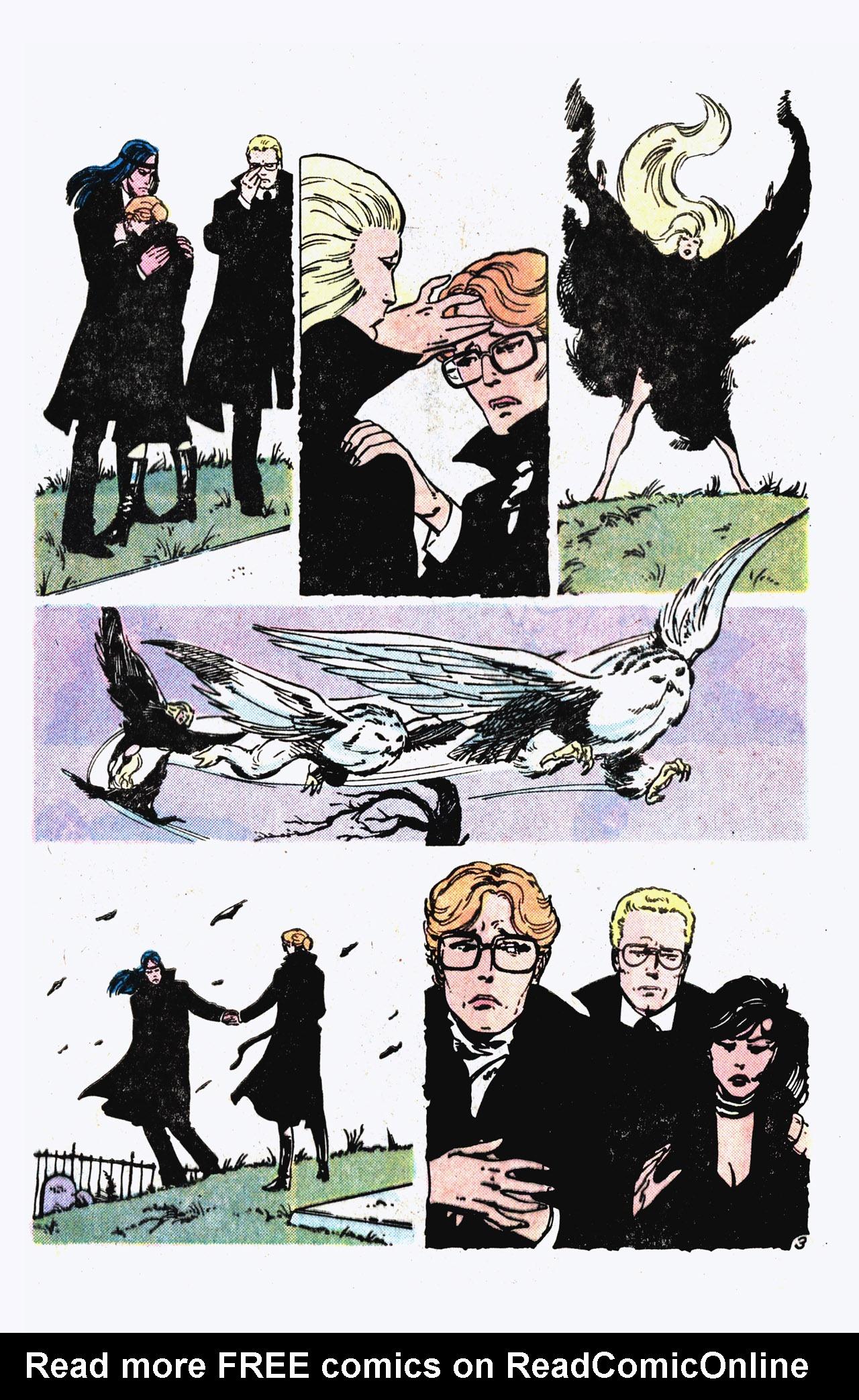 Read online Alpha Flight (1983) comic -  Issue #13 - 4