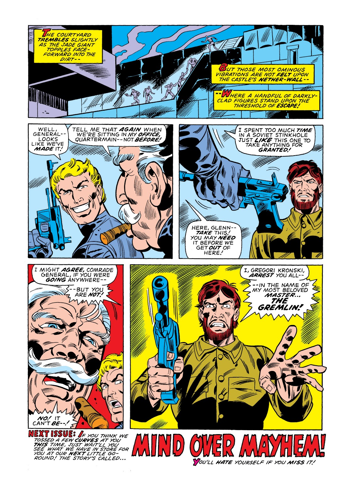 Read online Marvel Masterworks: The Incredible Hulk comic -  Issue # TPB 11 (Part 1) - 81