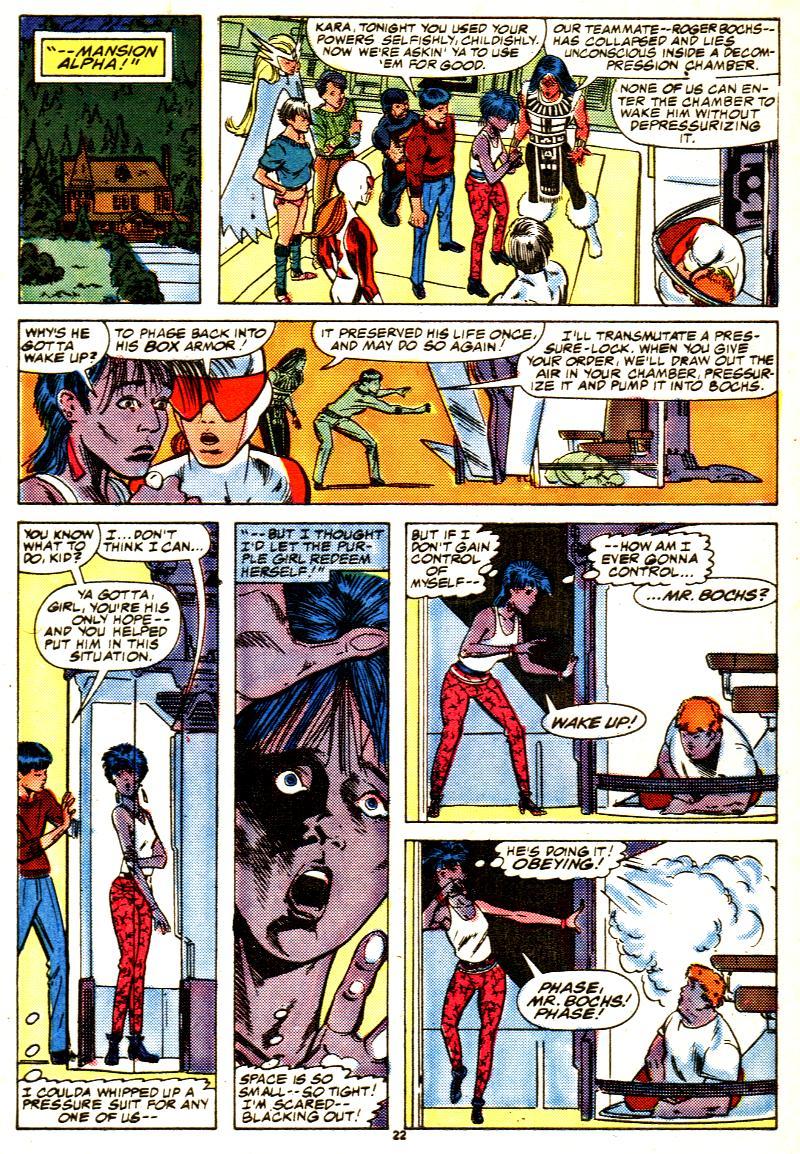 Read online Alpha Flight (1983) comic -  Issue #42 - 24