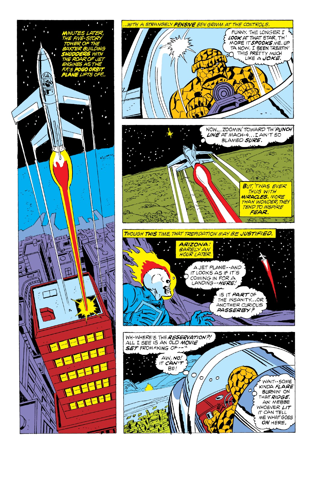 Read online Marvel Two-In-One Epic Collection: Cry Monster comic -  Issue # TPB (Part 2) - 89