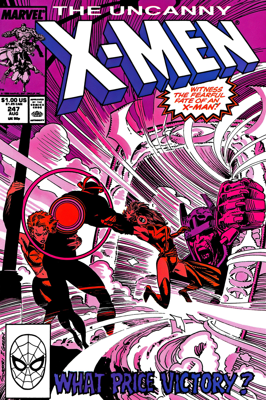Uncanny X-Men (1963) 247 Page 1