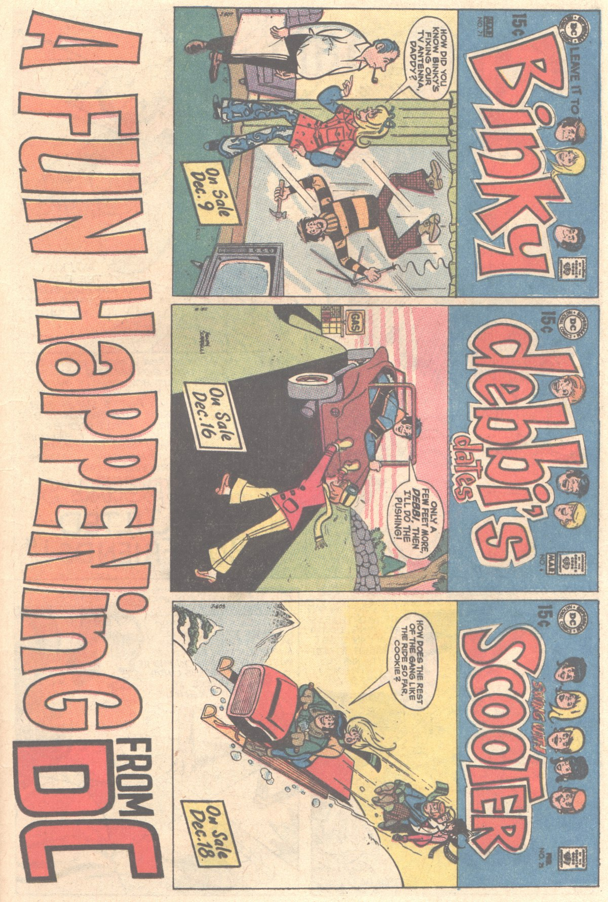 Read online Adventure Comics (1938) comic -  Issue #389 - 17