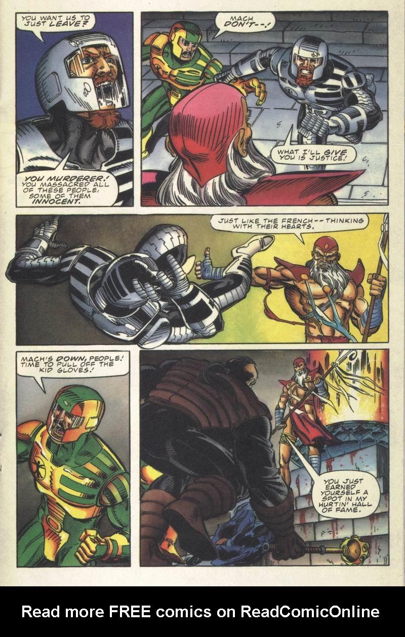 Read online Secret Weapons comic -  Issue #13 - 13