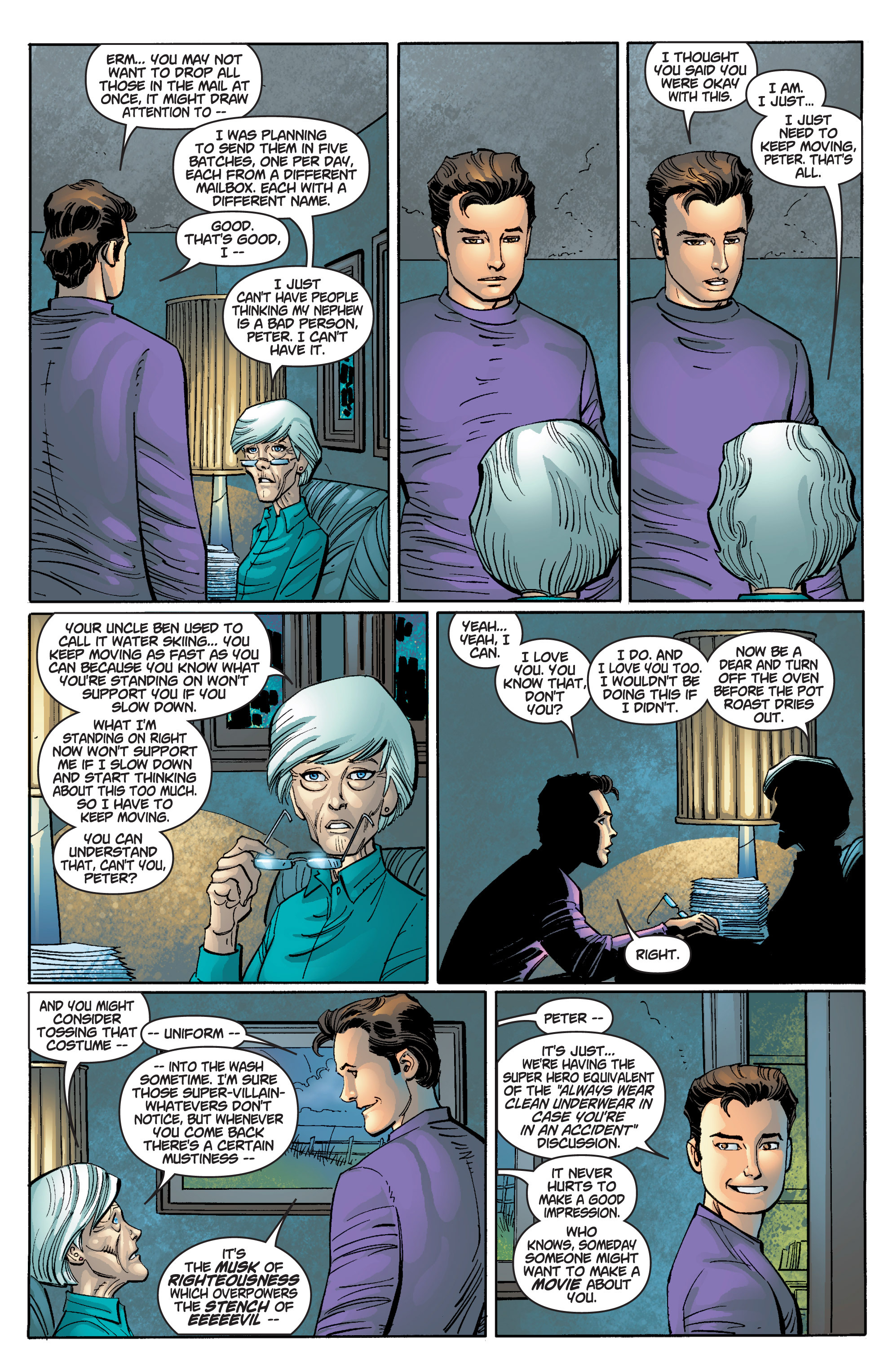 The Amazing Spider-Man (1999) 41 Page 9