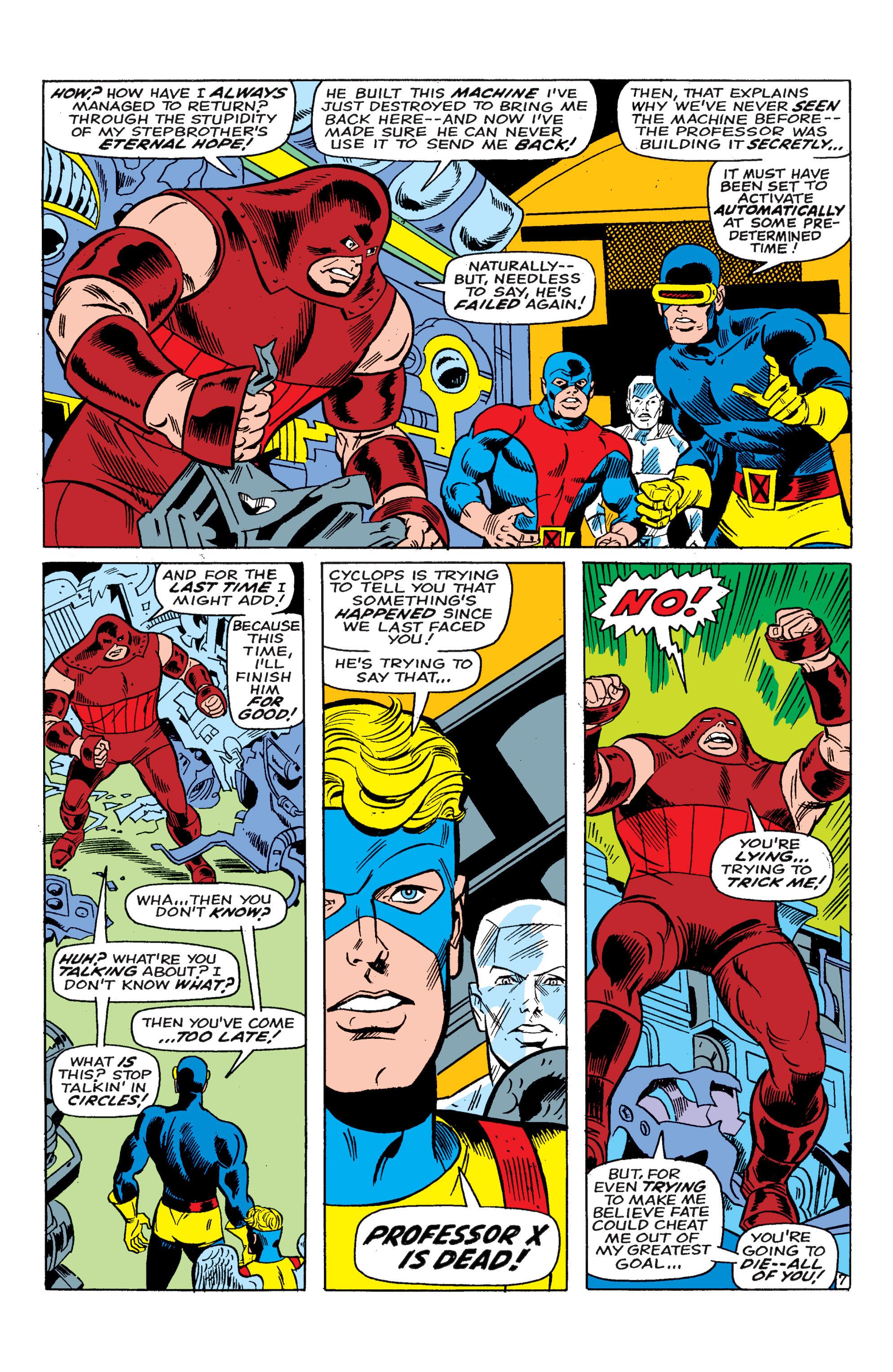 Uncanny X-Men (1963) 46 Page 7