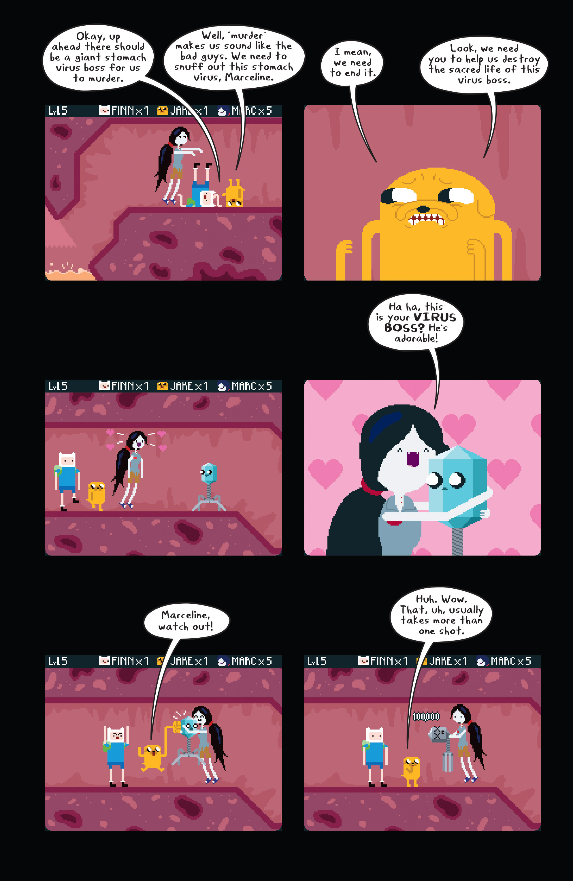 Read online Adventure Time comic -  Issue #Adventure Time _TPB 3 - 24