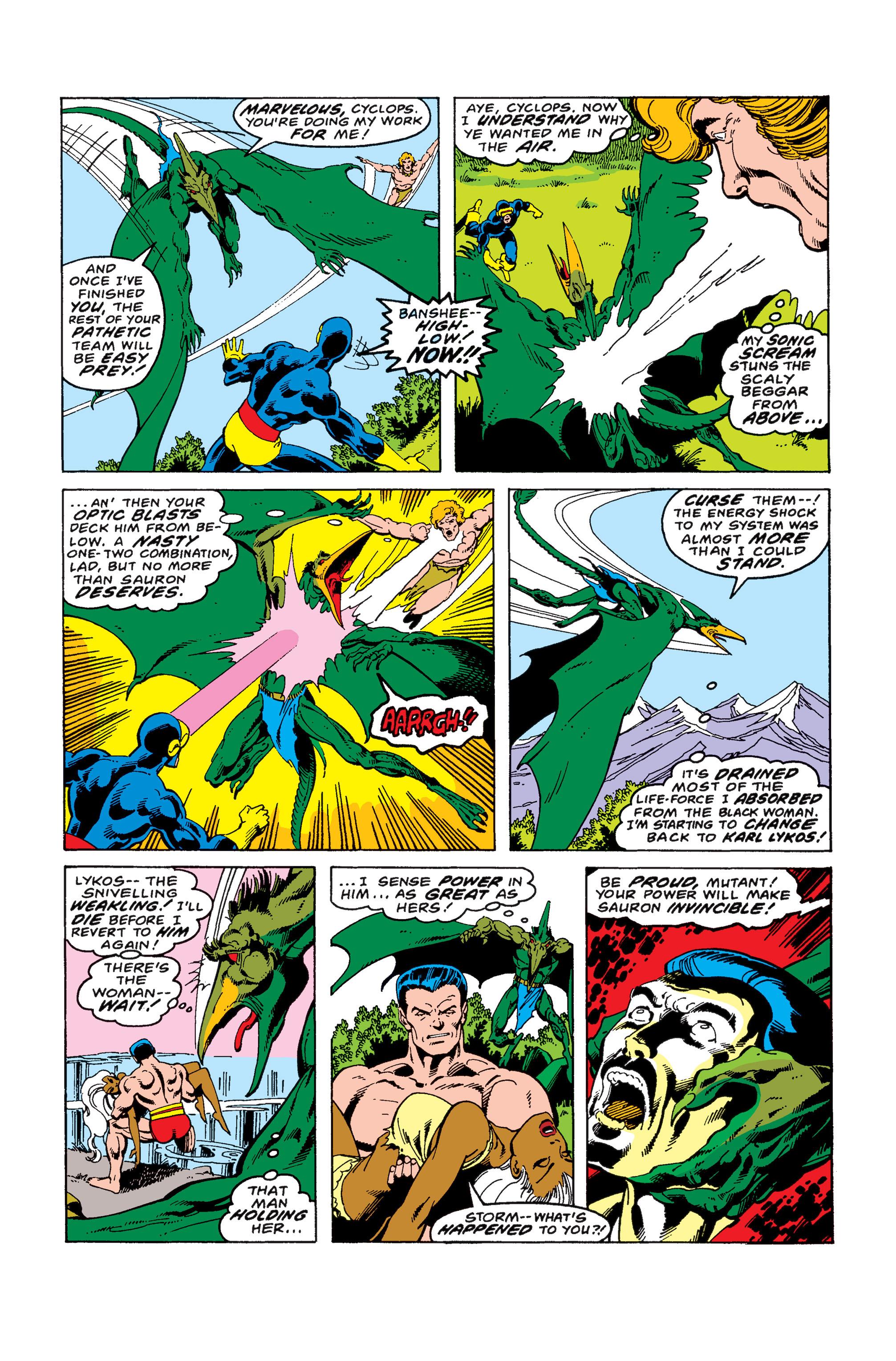 Uncanny X-Men (1963) 115 Page 7