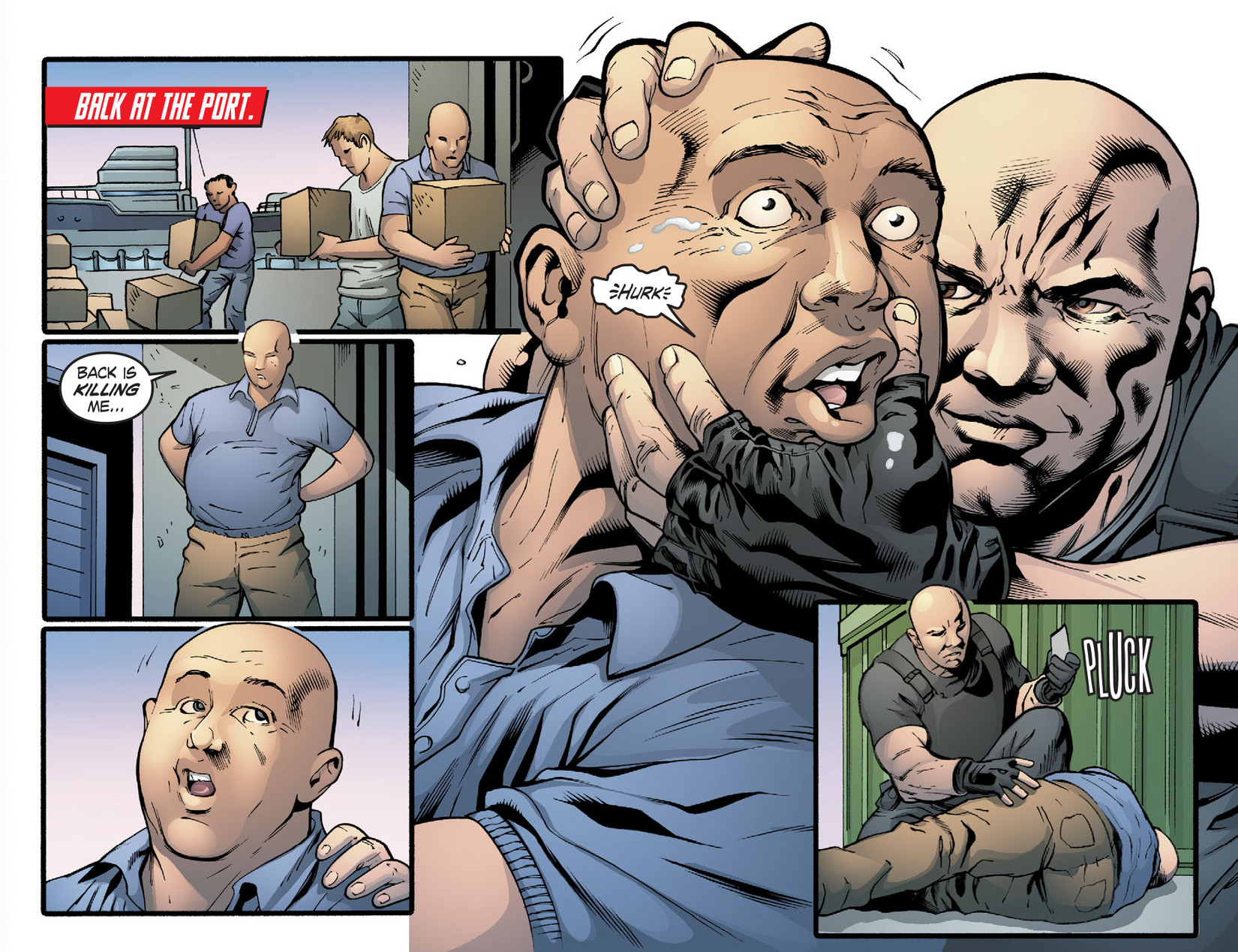 Read online Smallville: Season 11 comic -  Issue #22 - 19