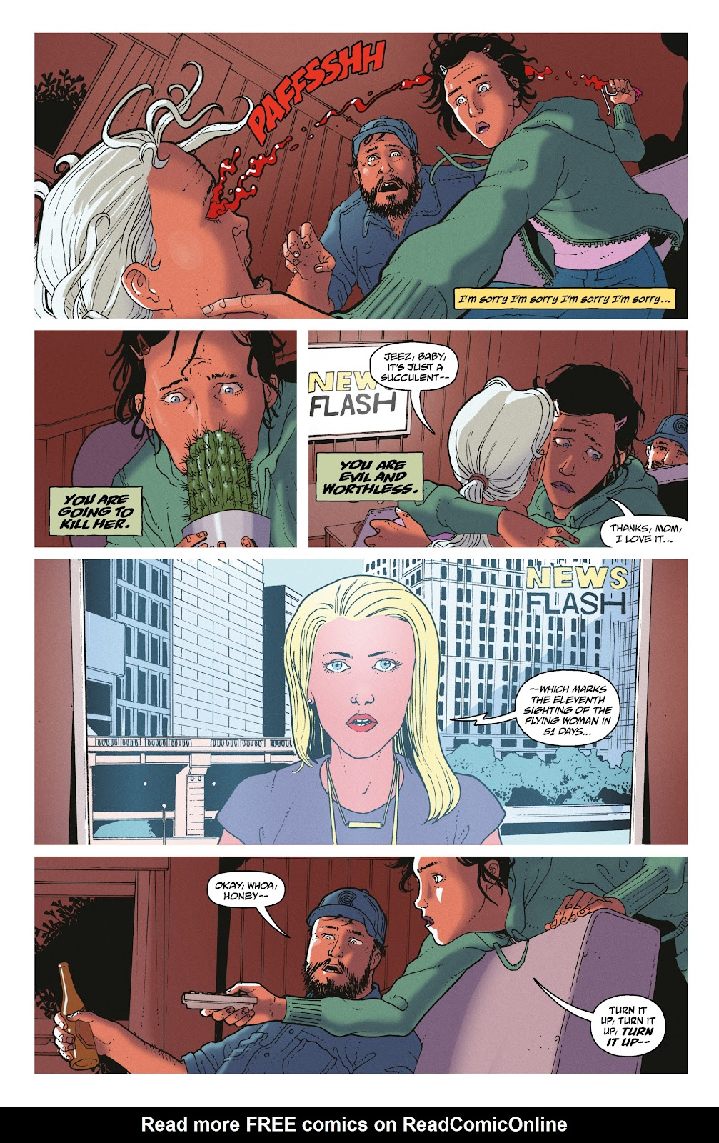 Read online She Could Fly comic -  Issue # _TPB - 16